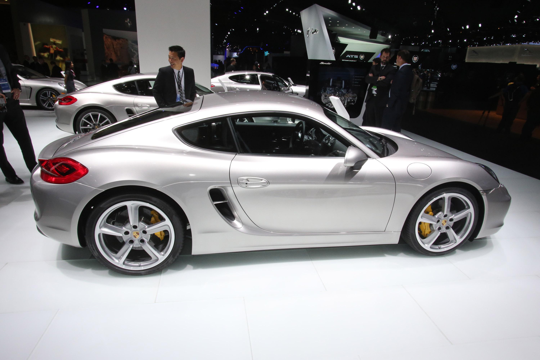 2013 Porsche Cayman S Us Price 63 800