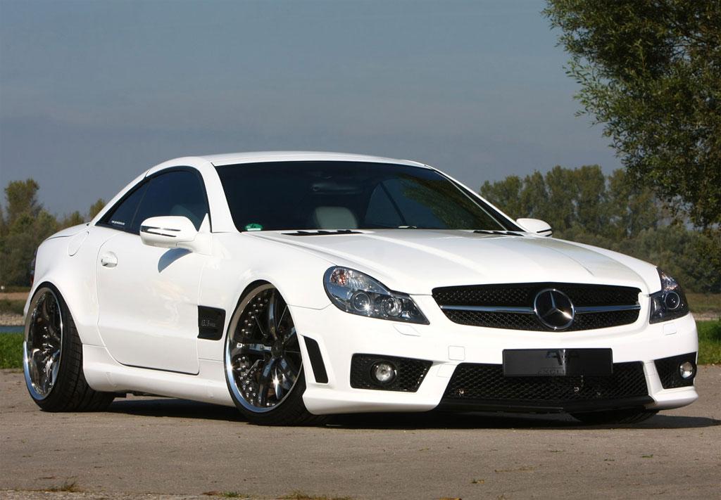 Pp Exclusive Mercedes Benz Sl63 Amg
