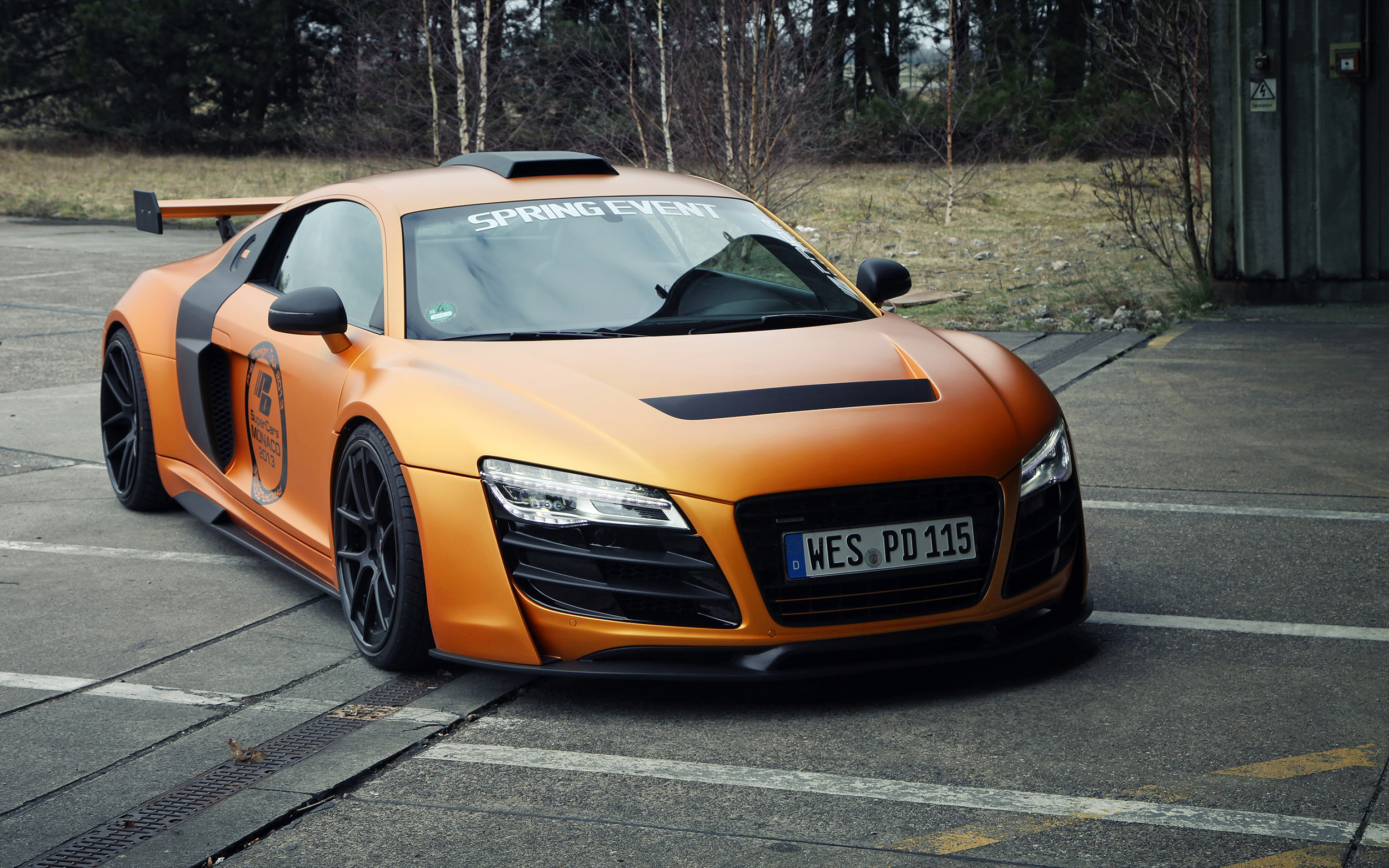 prior design audi r8 gt850 with new photoshoot. Black Bedroom Furniture Sets. Home Design Ideas