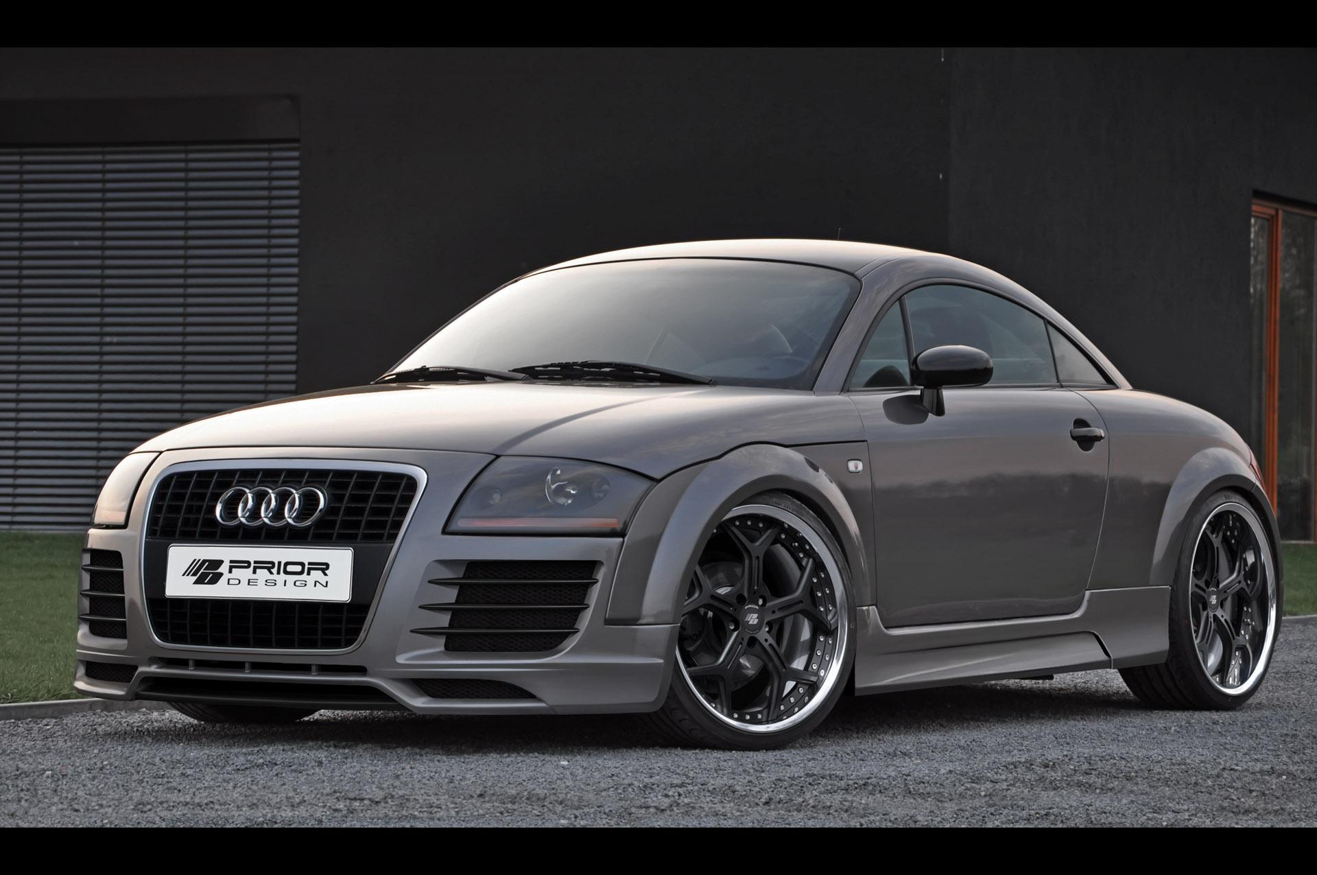 Prior-Design Audi TT aero kit - Picture 22493