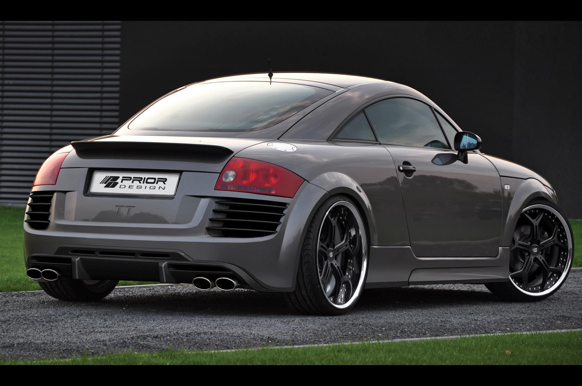 Prior Design Audi TT aerodynamic kit