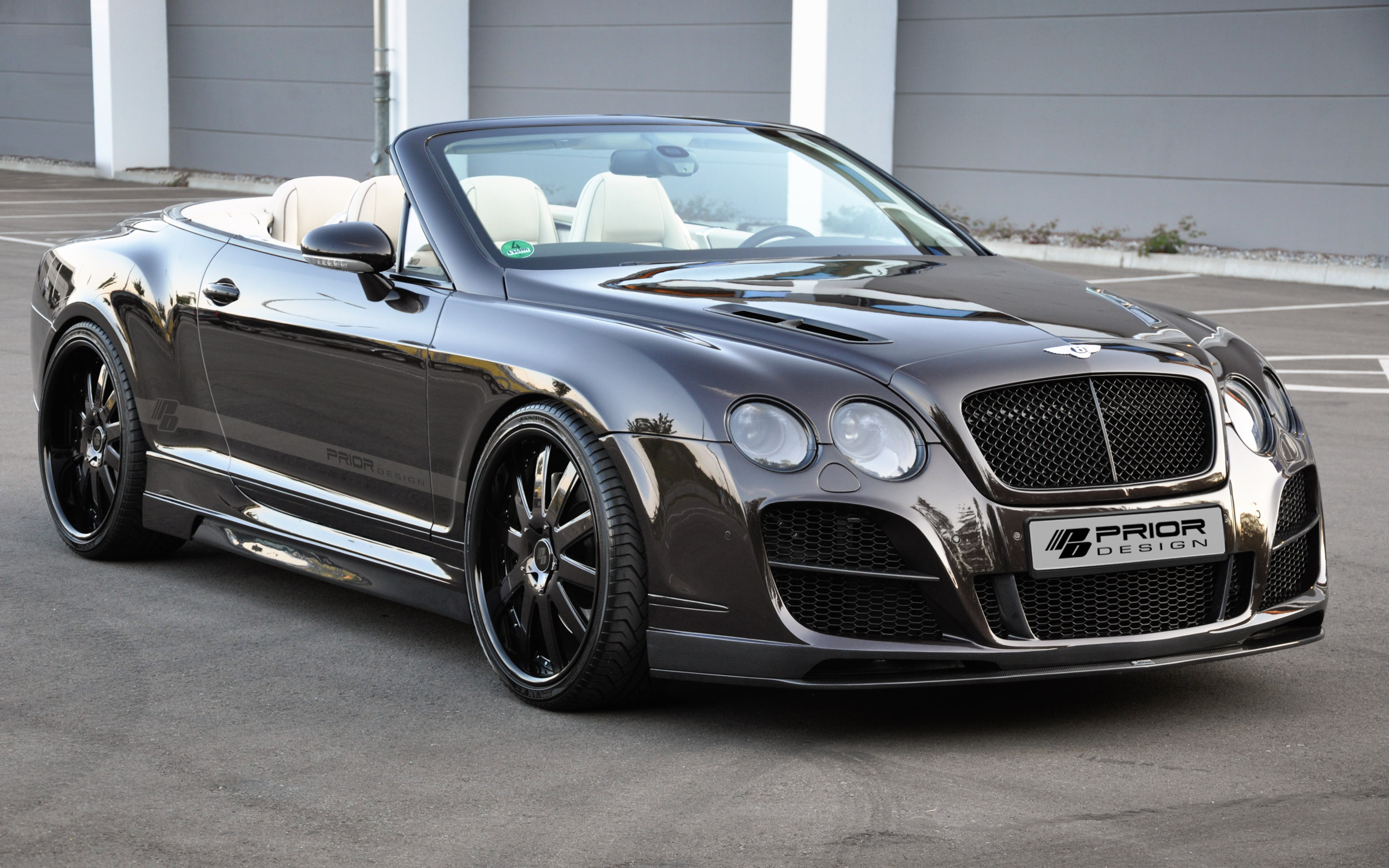 prior design bentley continental gt cabriolet. Black Bedroom Furniture Sets. Home Design Ideas