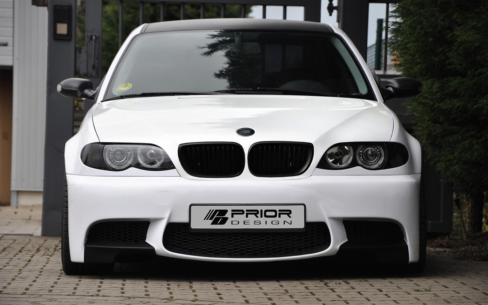 Prior Design Bmw 3 Series E46 M3 More Flexible And Stable