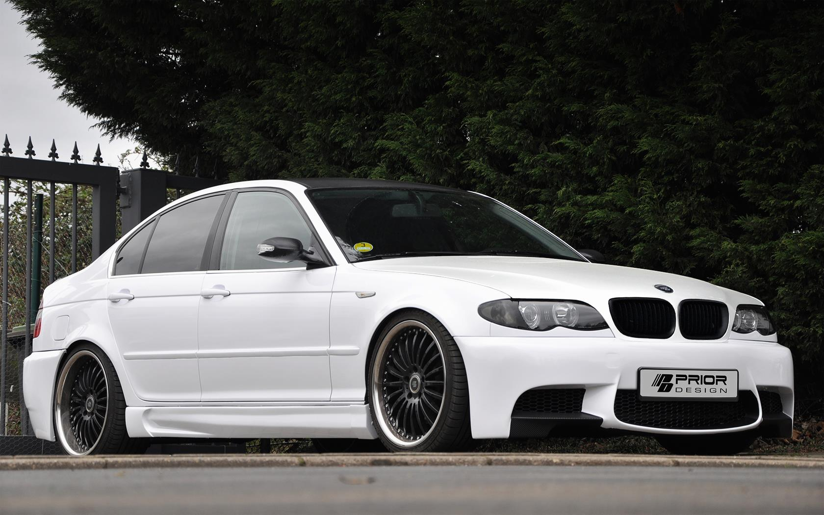 Prior Design BMW 3-Series E46 M3 - More Flexible and Stable