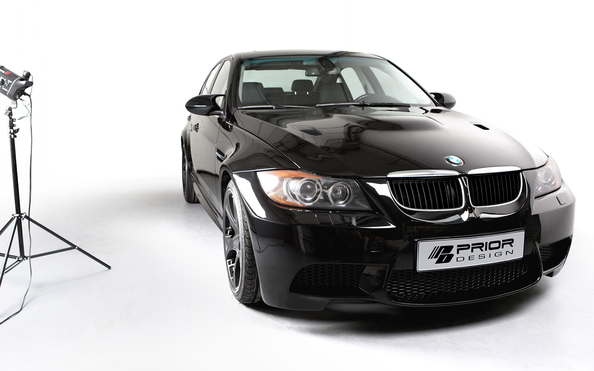 Cost To Paint A Car >> Prior Design BMW 3-series E90 PD-M