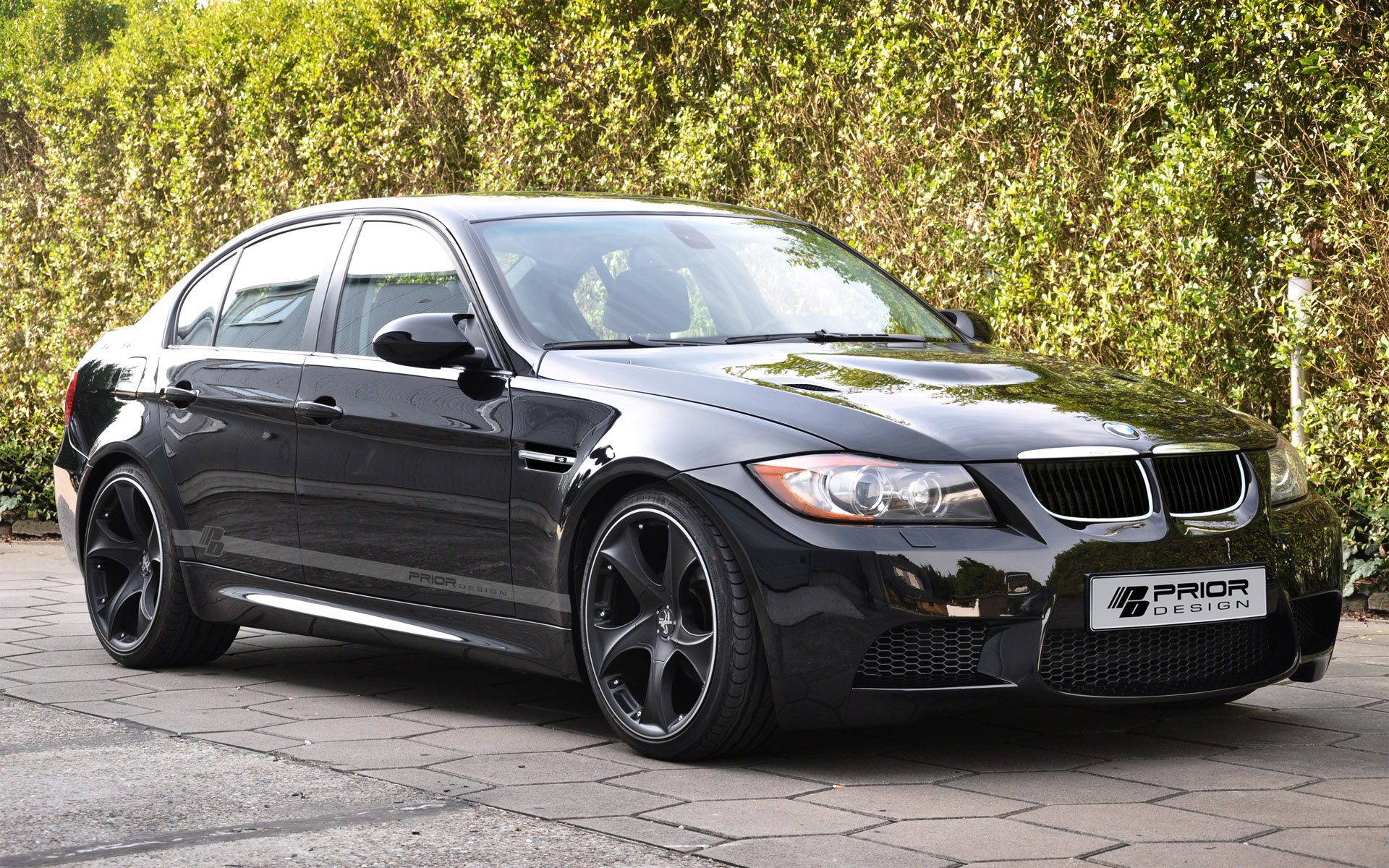 prior design bmw 3 series e90 pd m picture 59500. Black Bedroom Furniture Sets. Home Design Ideas