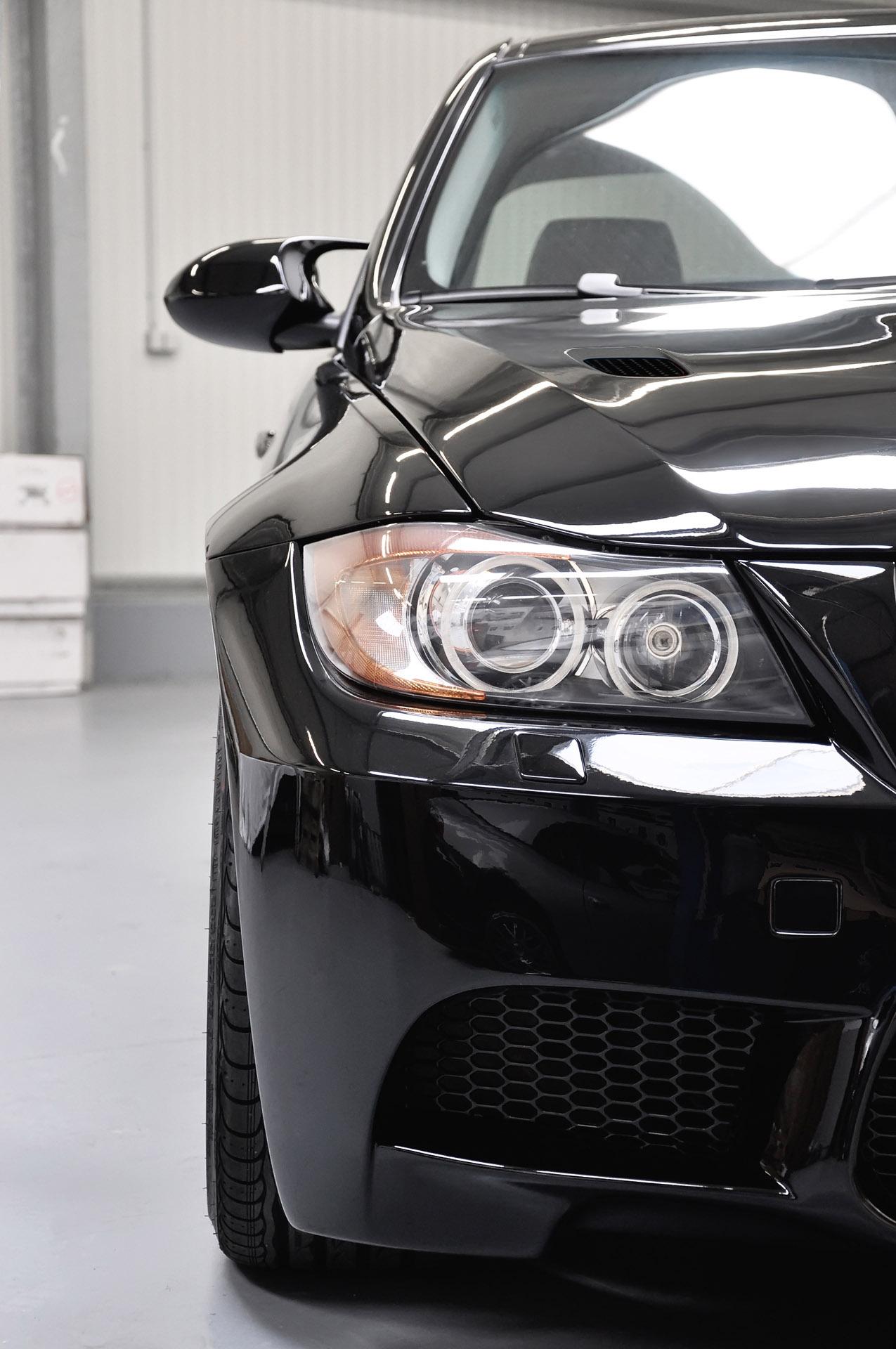 Bmw M Series >> Prior Design BMW 3-series E90 PD-M