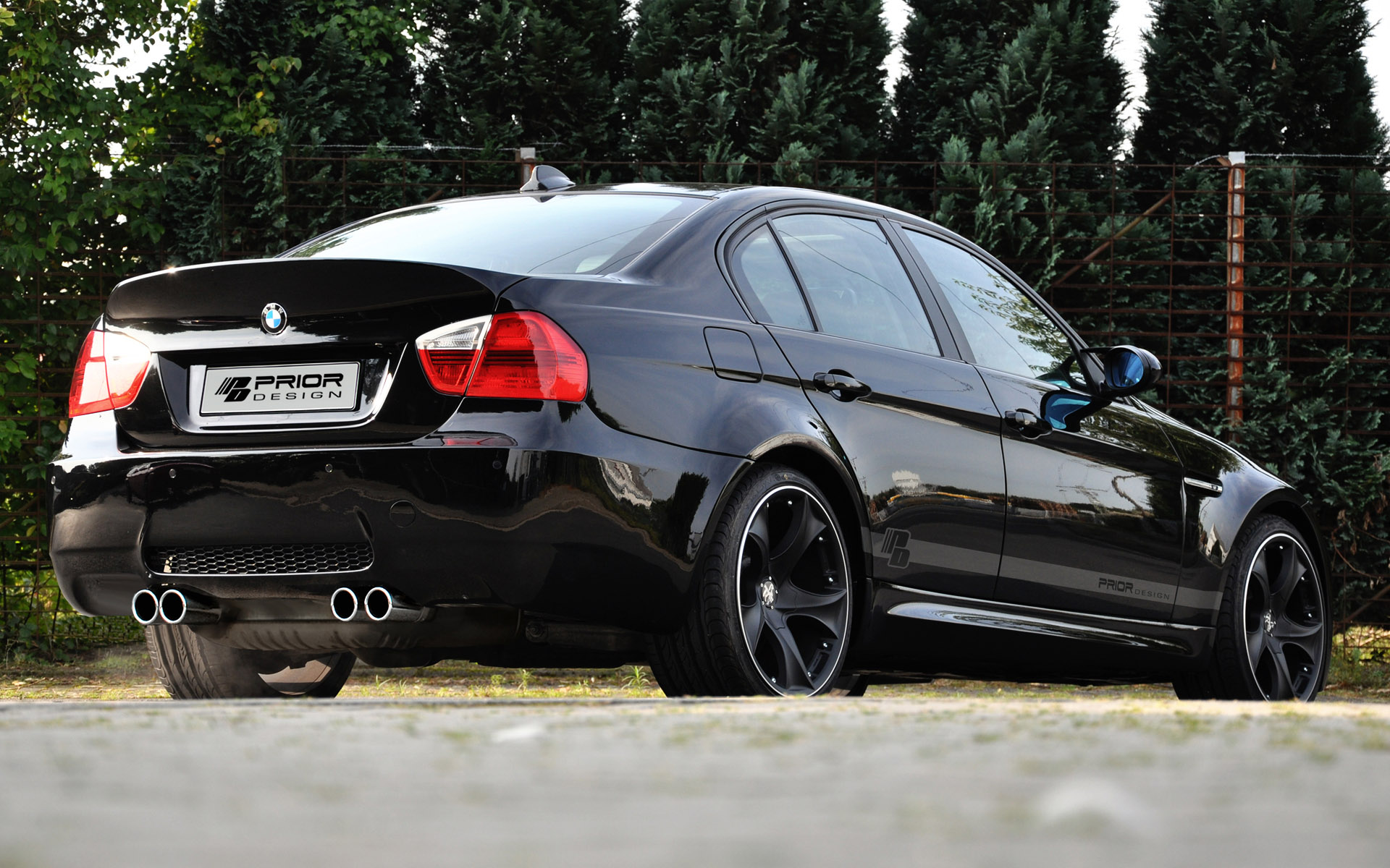 Prior Design Bmw 3 Series E90 Pd M