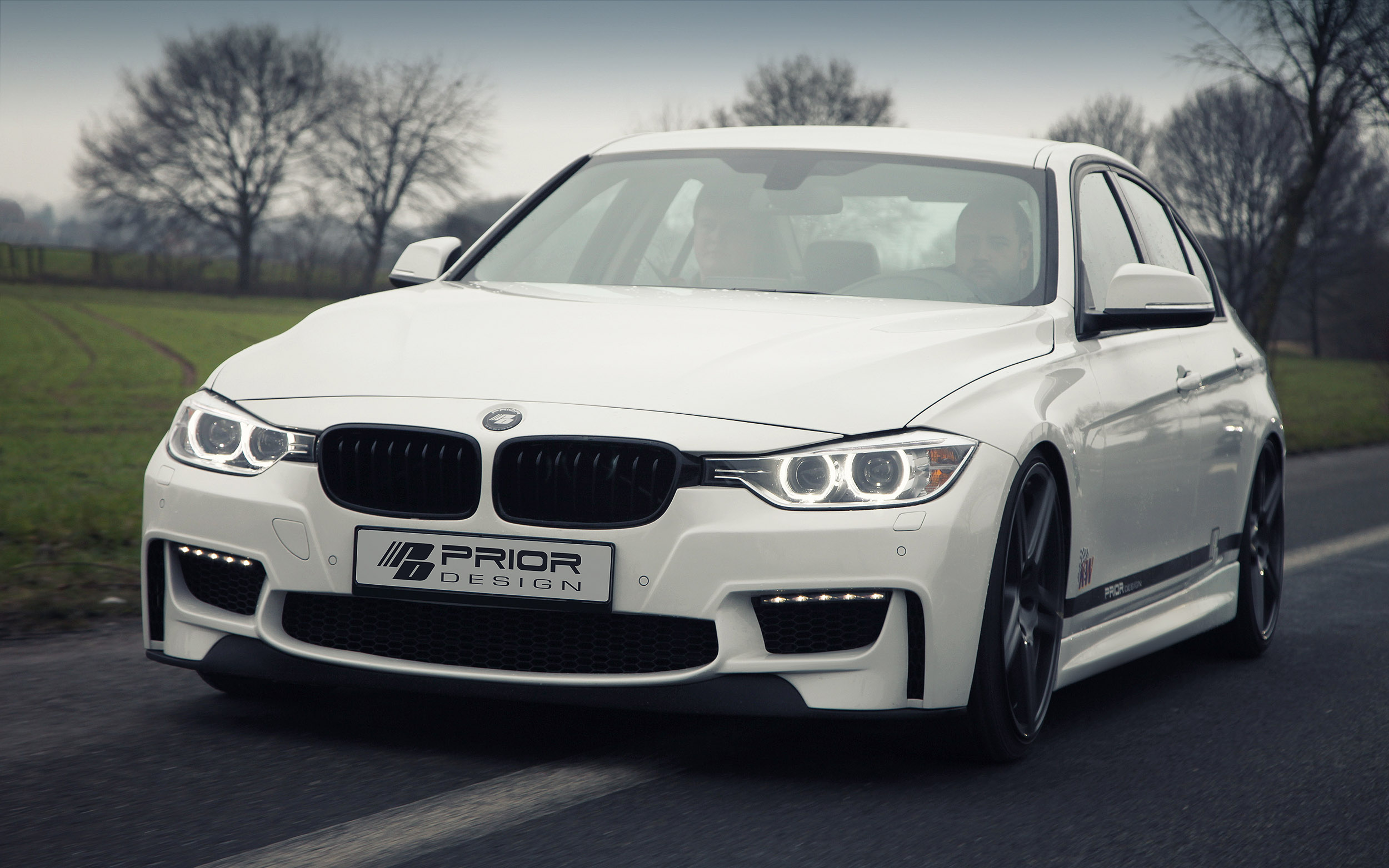 Prior-Design BMW 3-Series F30 PD-M1 With New Aerodynamic Kit