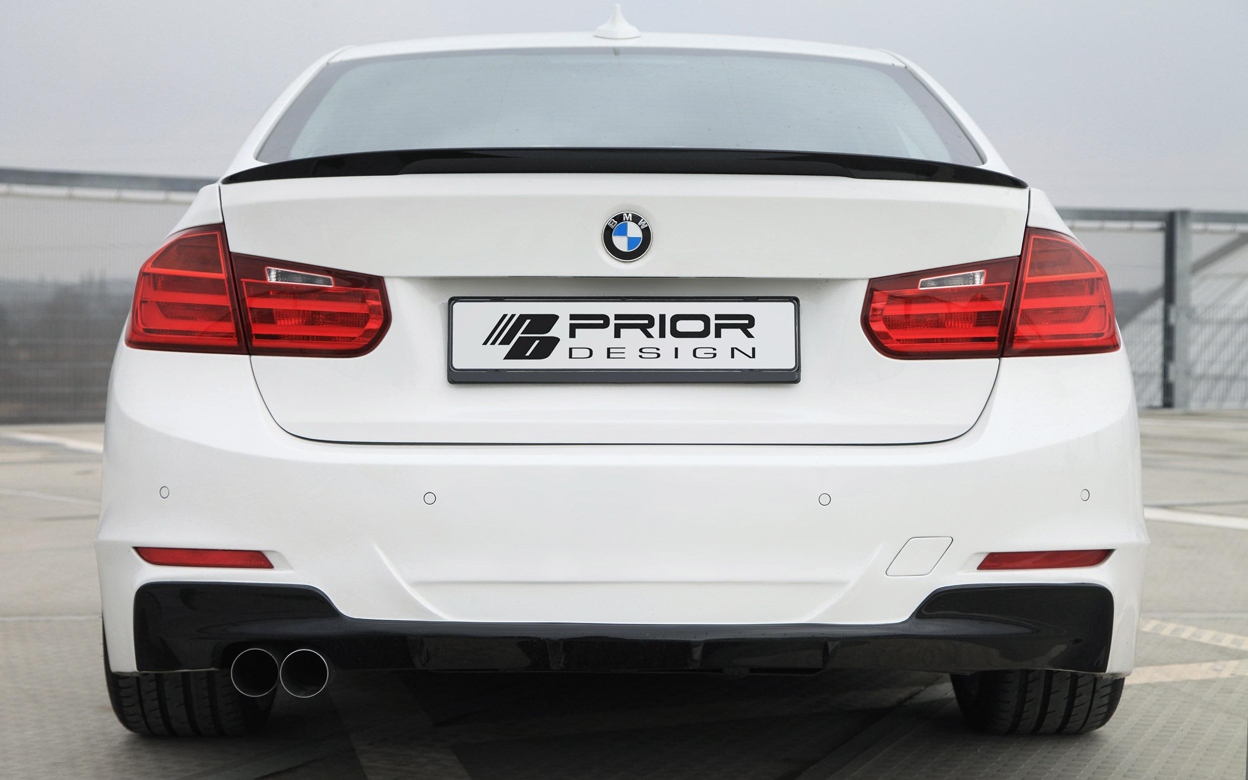 BMW M6 Gran Coupe >> Prior-Design BMW 3-Series F30 PD-M1 With New Aerodynamic Kit