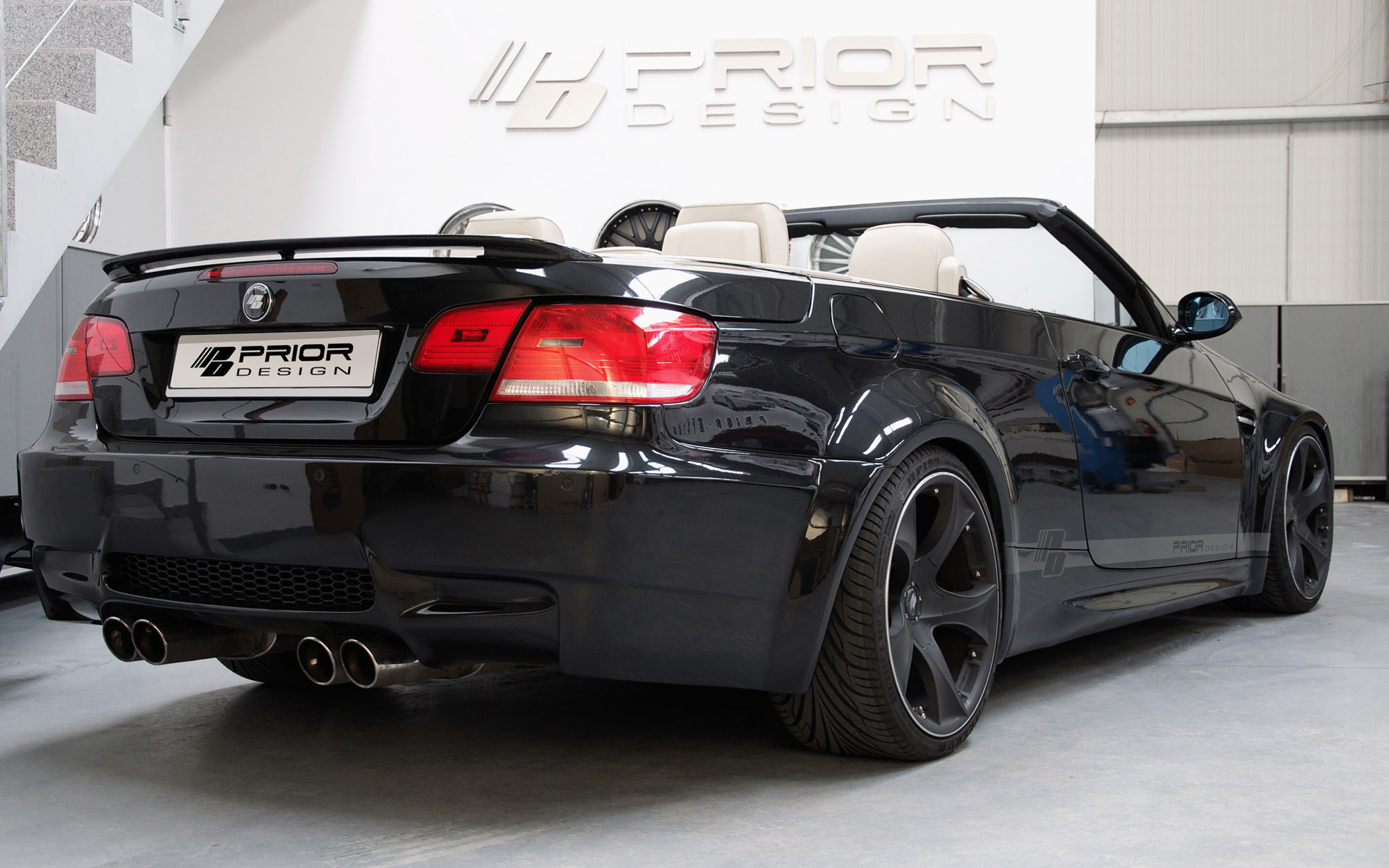 Prior Design Bmw 3er E93 Pd M Widebody Picture 59317