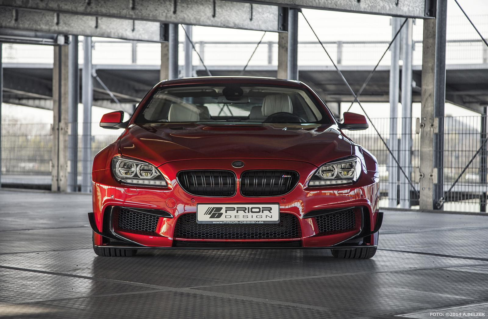 Cost To Paint A Car >> Prior Design BMW 6-Series Coupe Wide Body