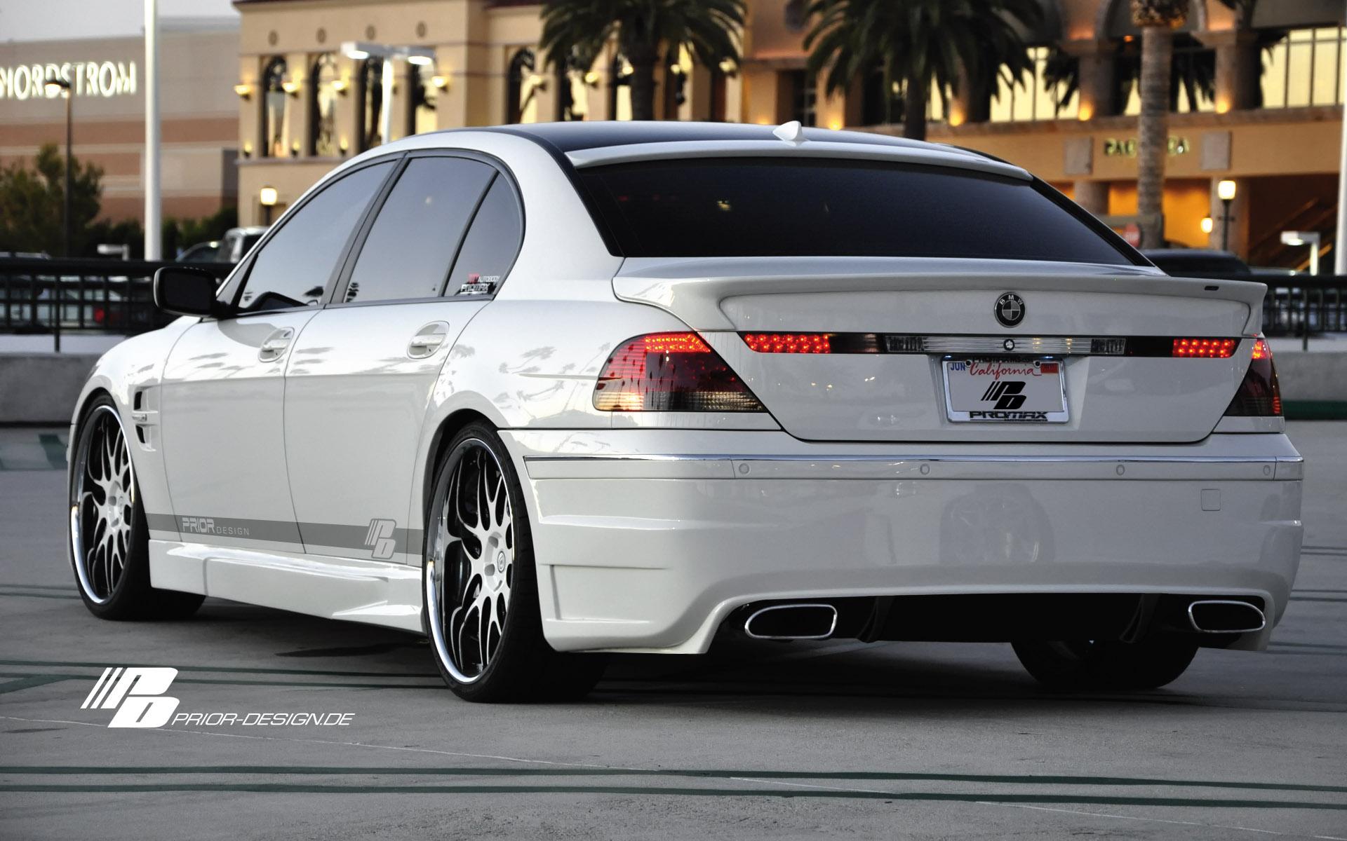 X1 Photos Mobile App >> Prior-Design BMW 7 Series - Picture 51354