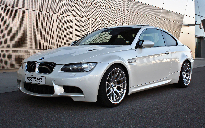 Superb Prior Design BMW E92 And E93 M3 Style Wide Body Kit