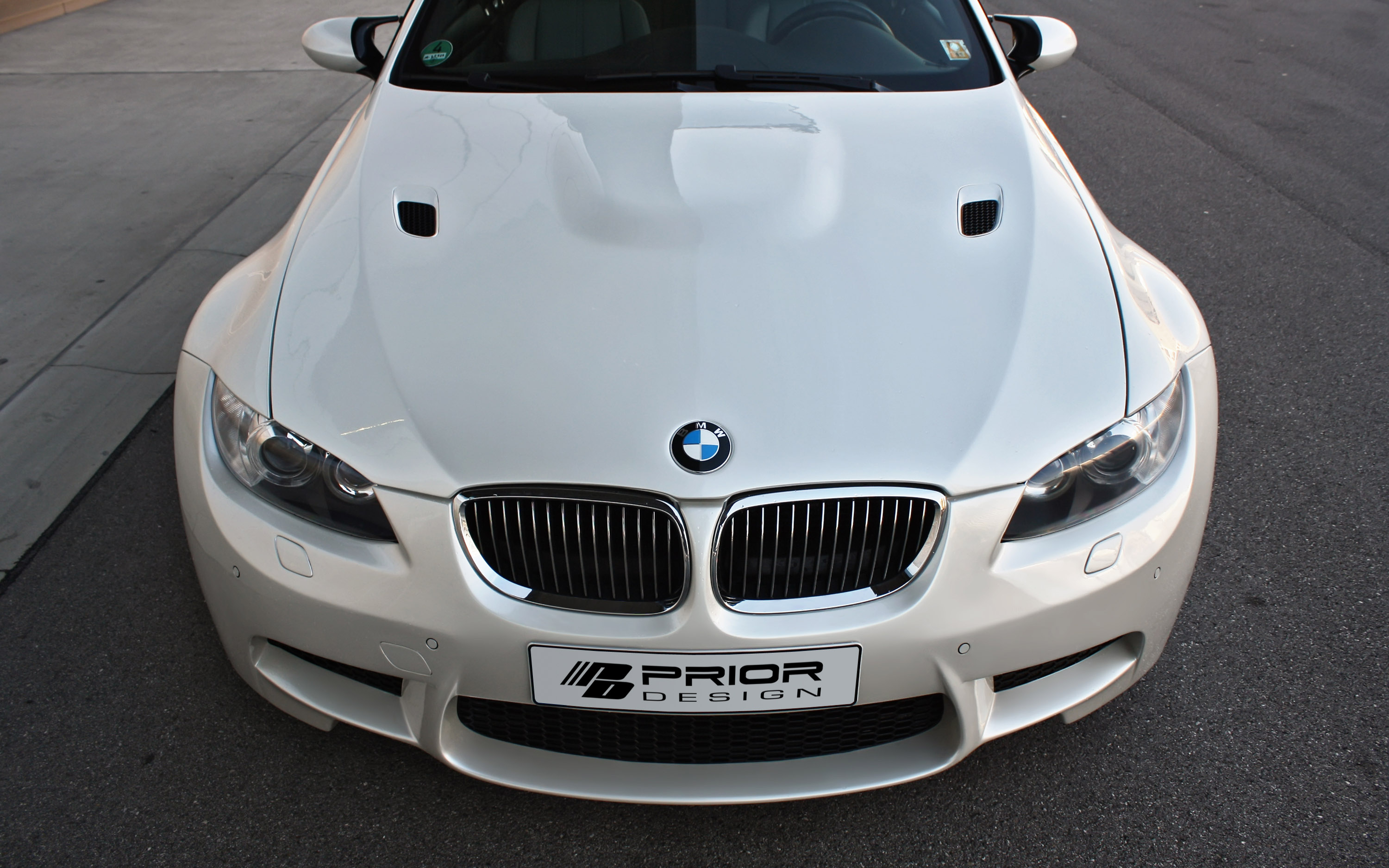 Prior Design Bmw E92 And E93 M3 Style Wide Body Kit