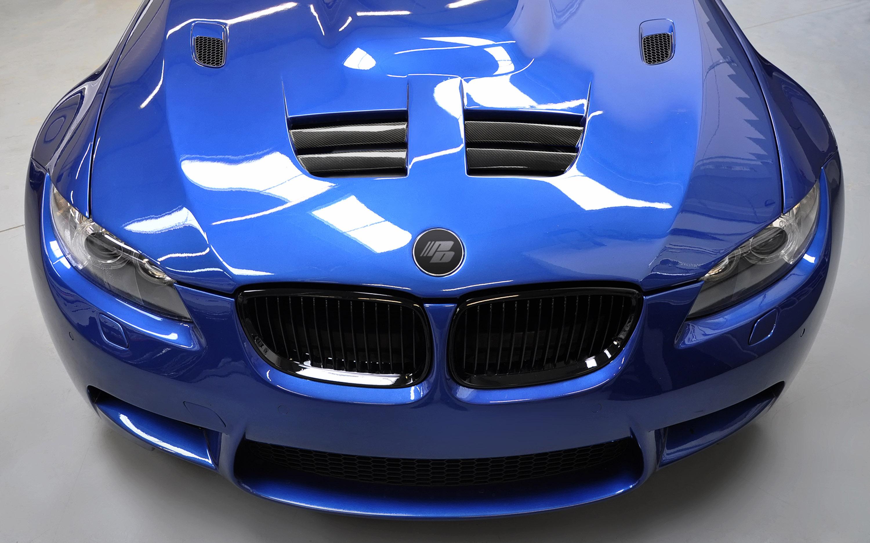 Prior Design BMW E92/E93 M3-style wide body kit