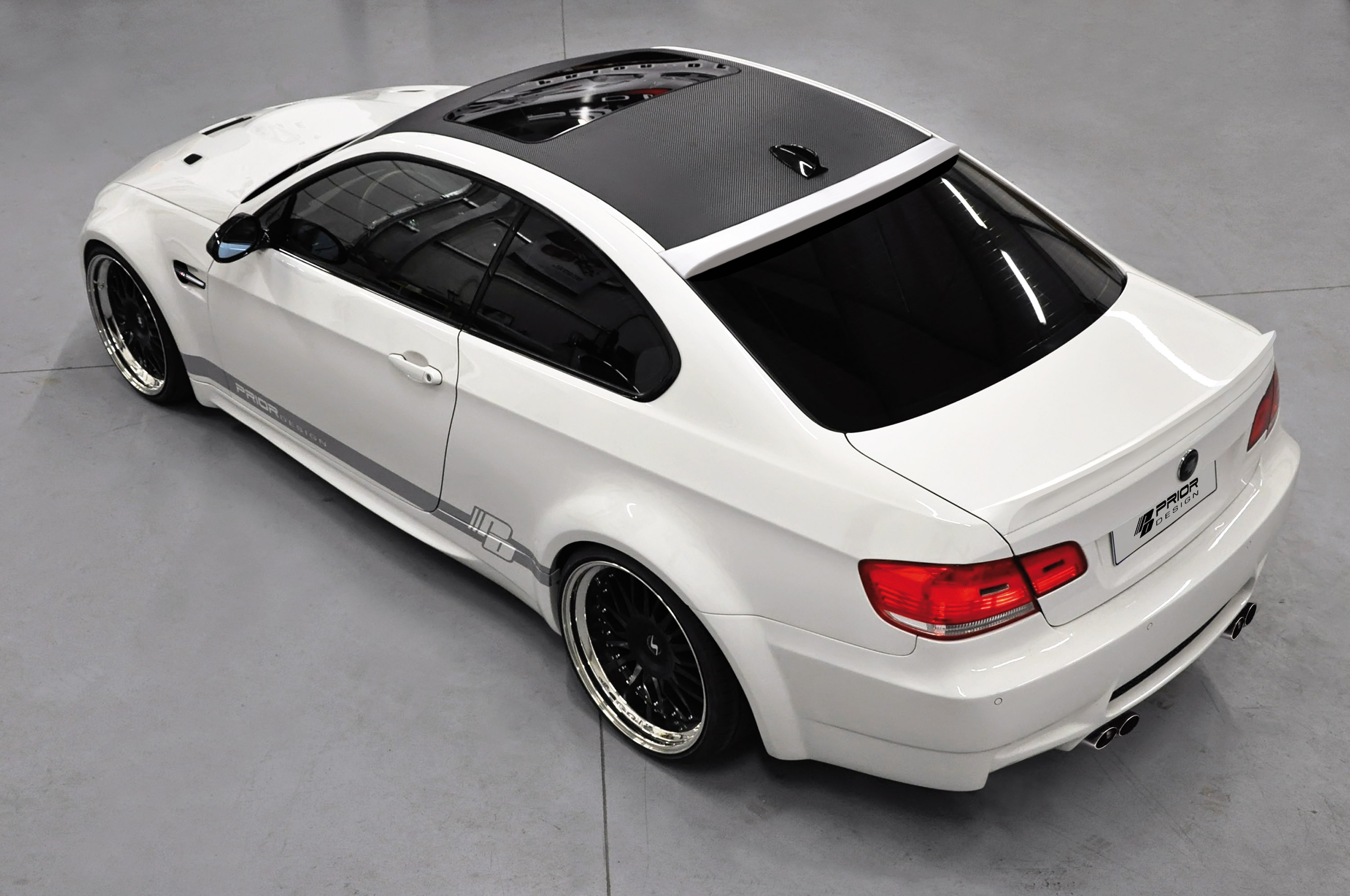 Prior Design Bmw E92 E93 M3 Style Wide Body Kit