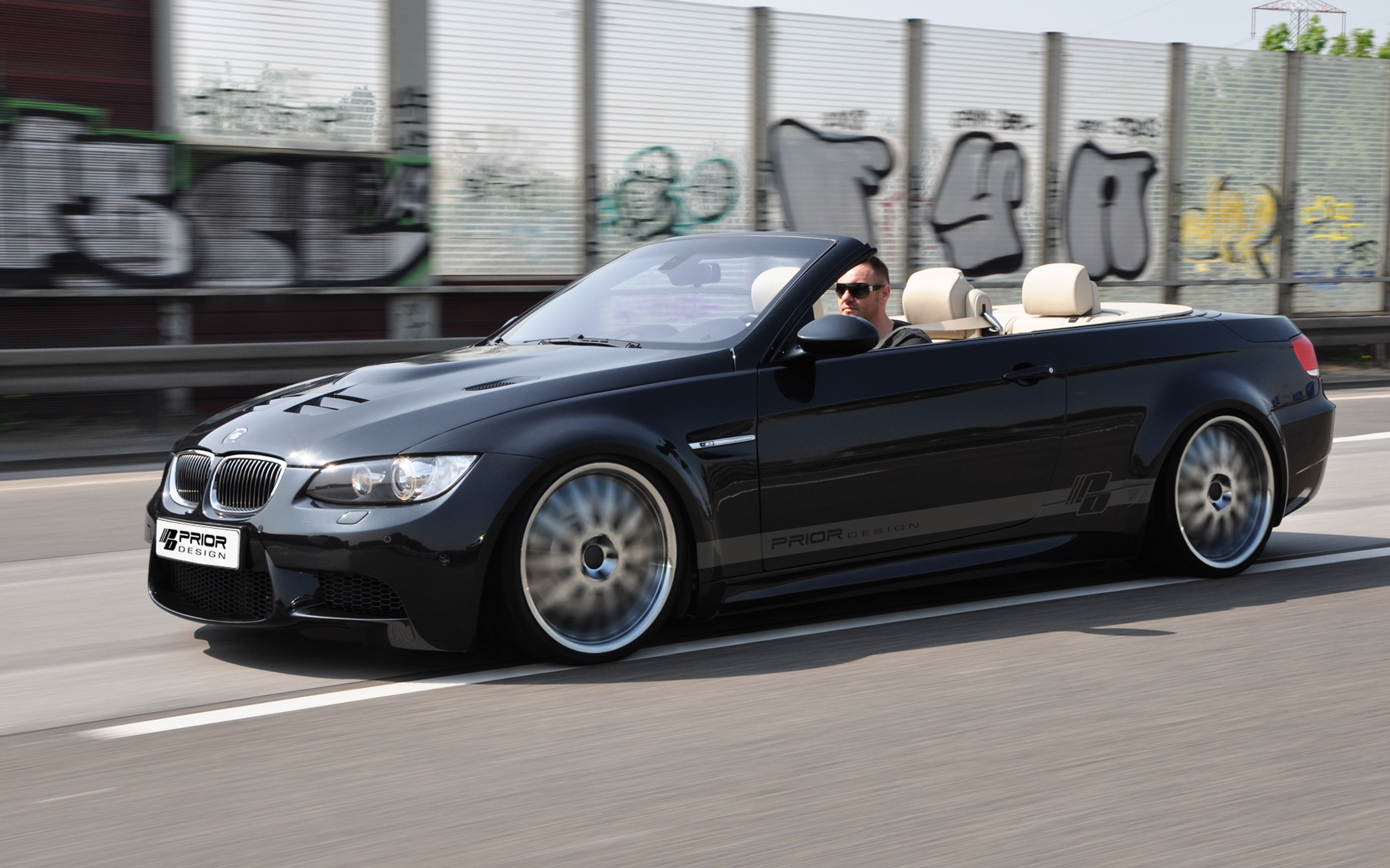 Prior Design Bmw E93 M3 Style Picture 54265