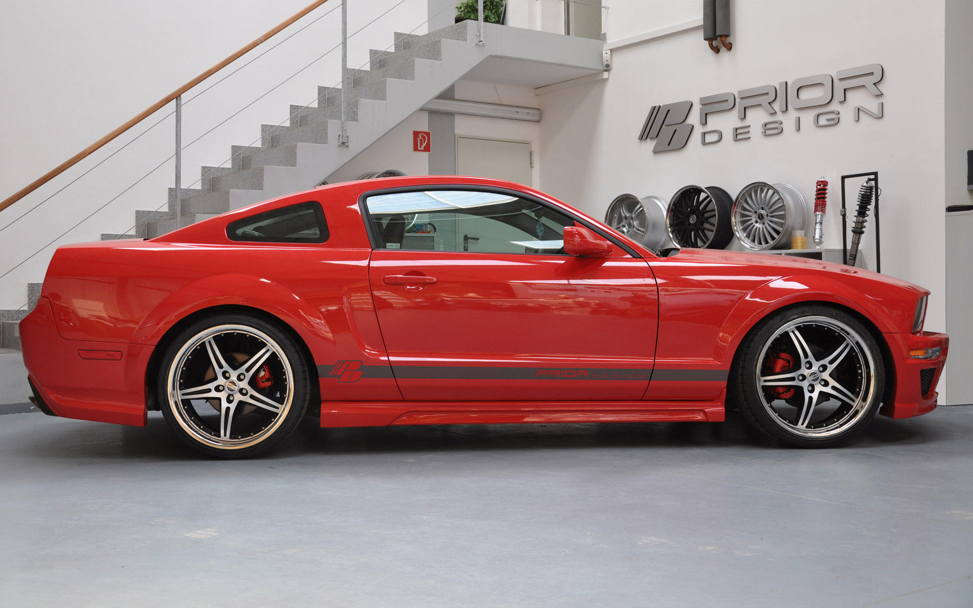 prior design ford mustang. Black Bedroom Furniture Sets. Home Design Ideas