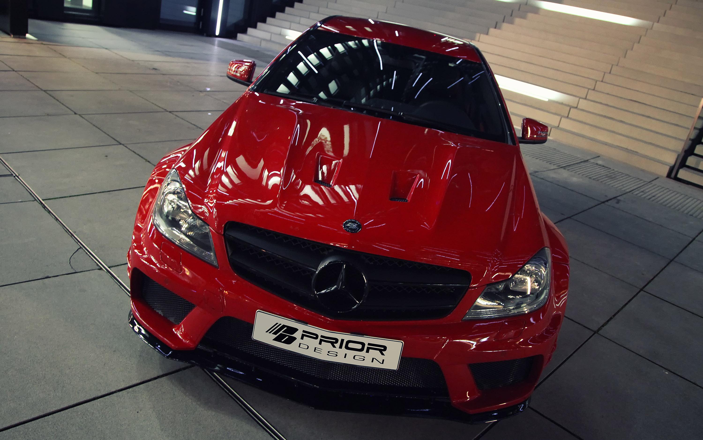 Prior Design Mercedes Benz C Class Black Edition Picture 79152
