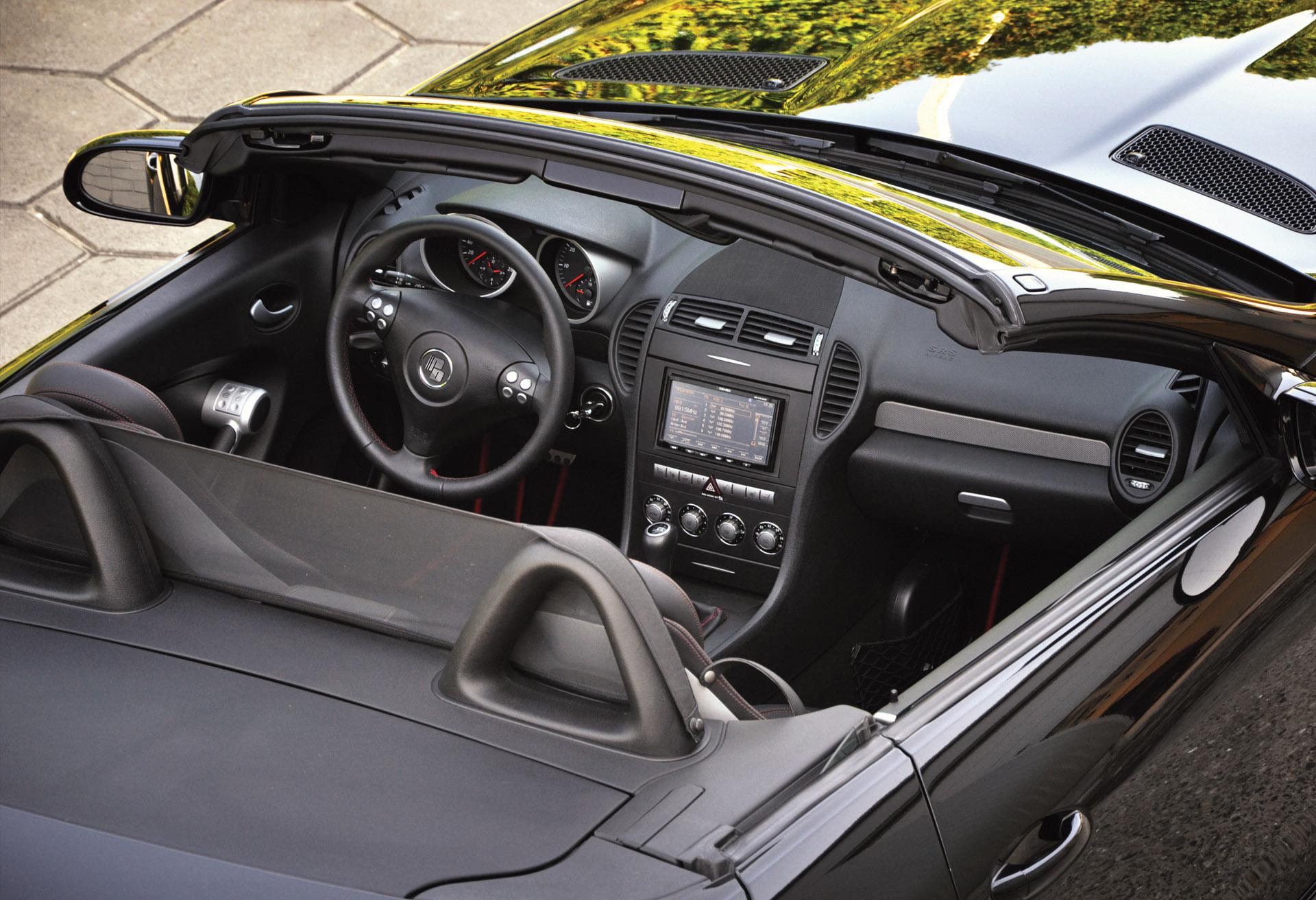 Prior-Design Mercedes-Benz SLK R171 (2009)