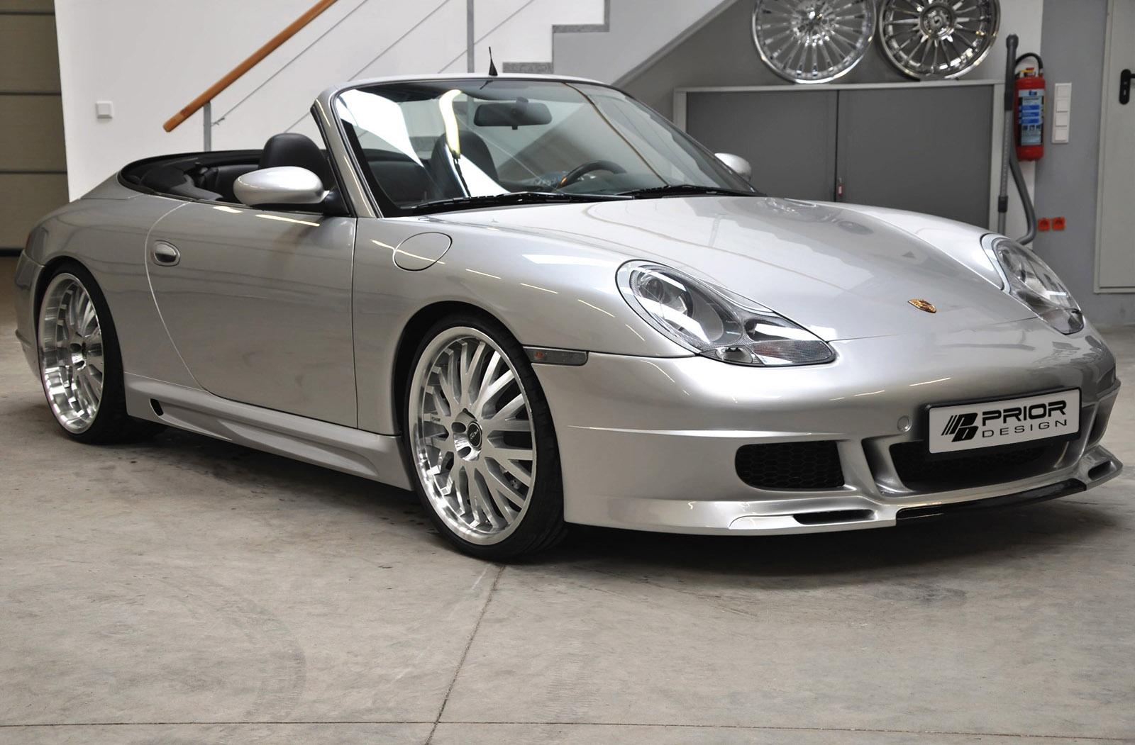 Prior Design Porsche 996 Carrera Picture 37125