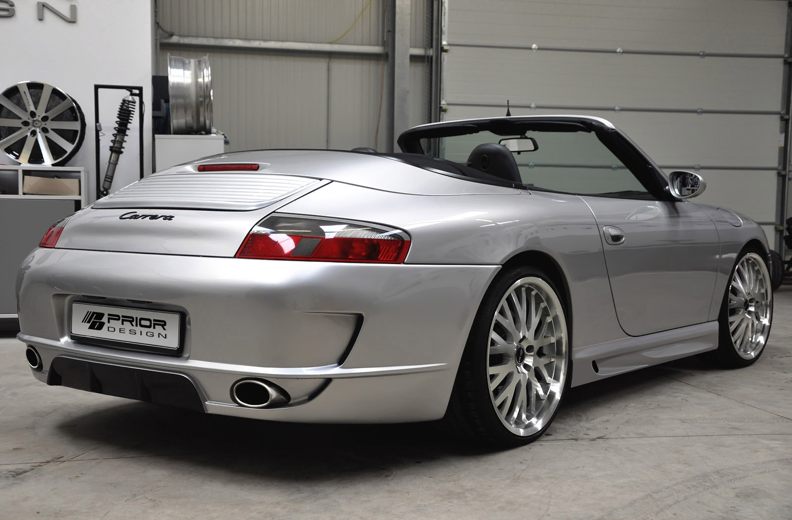 Prior-Design Porsche 996 Carrera - Picture 37128