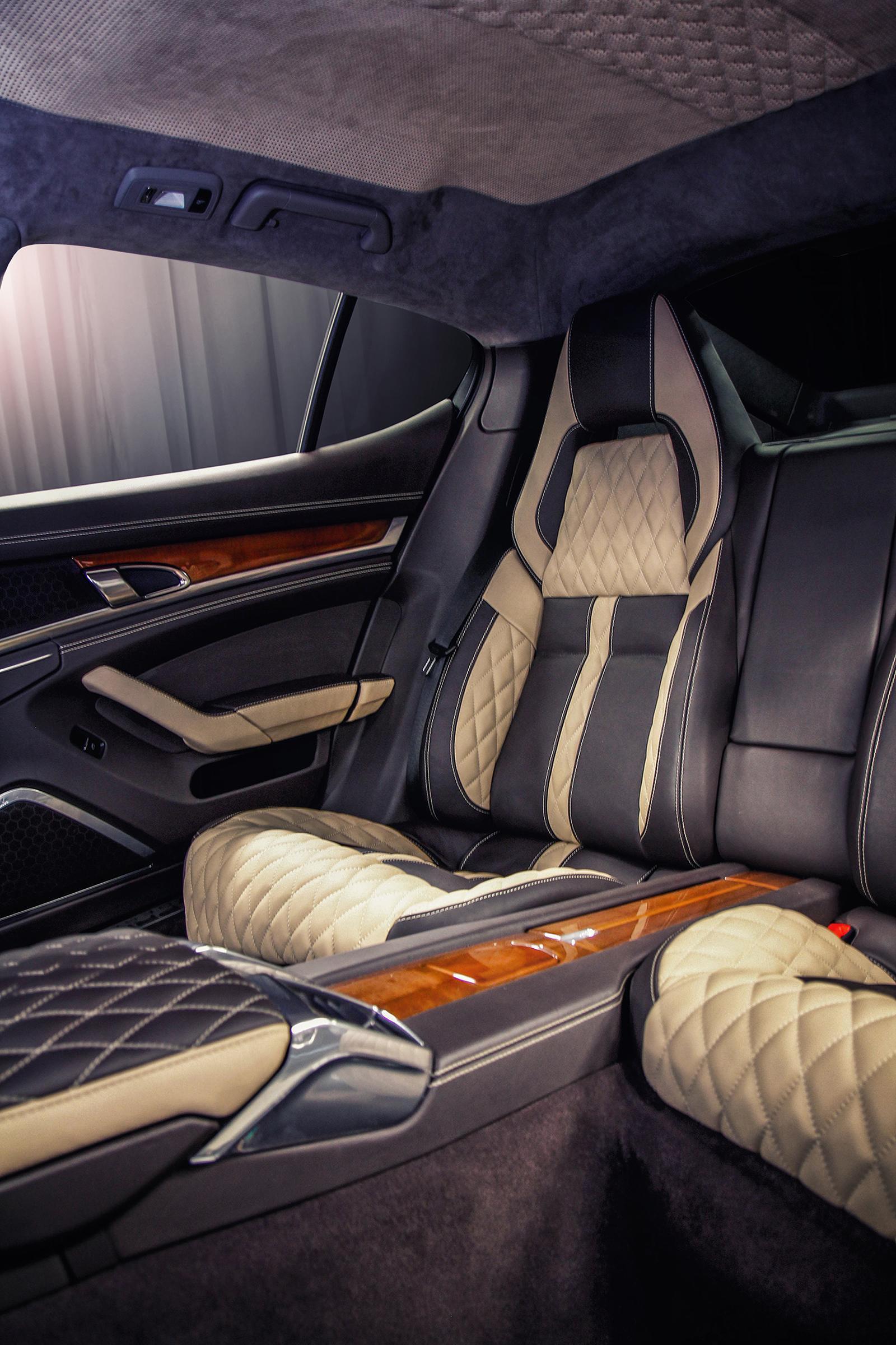 Prior Design Porsche Panamera Wide Body