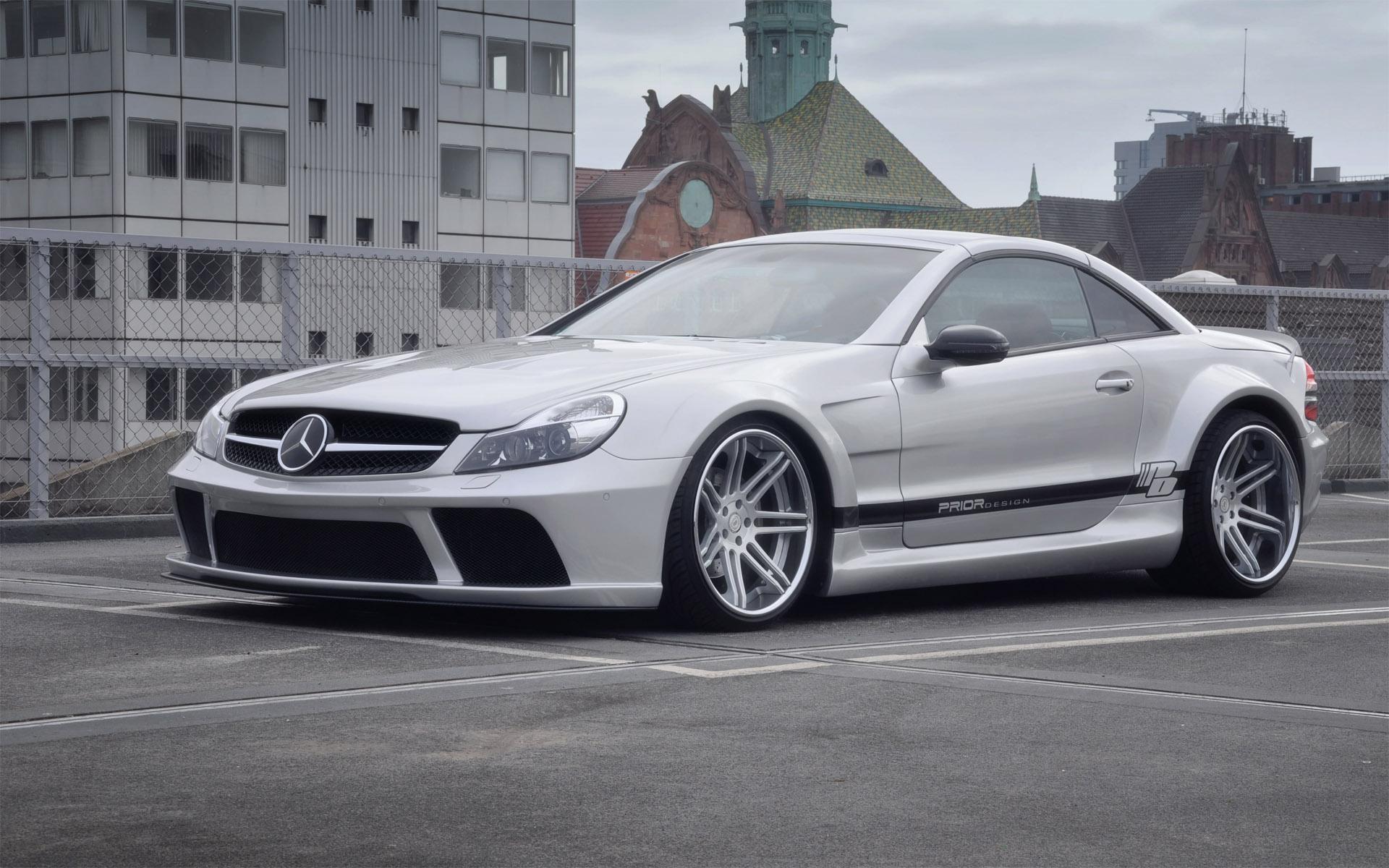 Latest prior mercedes sl black edition for Mercedes benz black edition