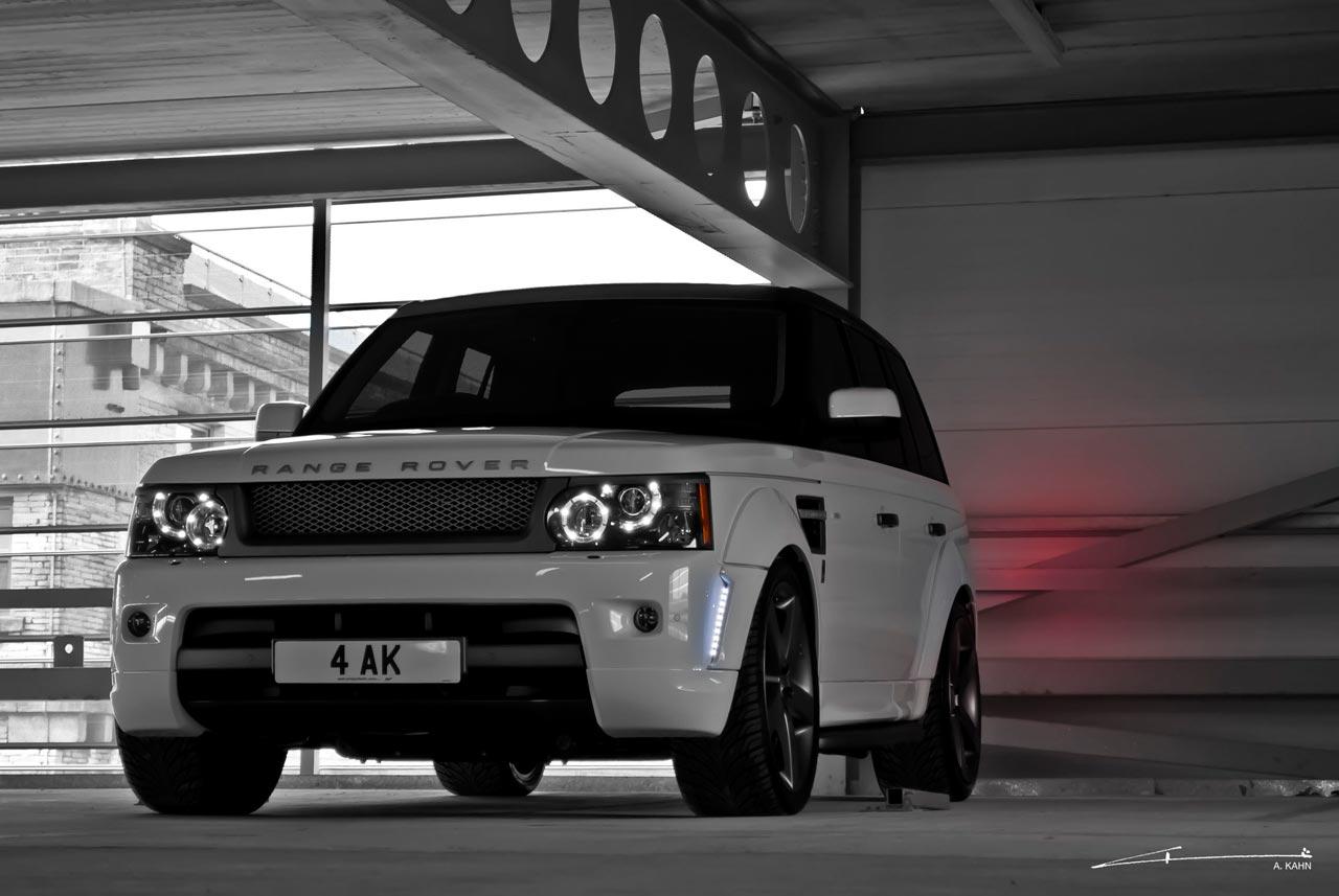 Red Range Rover >> Project Kahn 2011 Range Rover Sport Davis Mark II