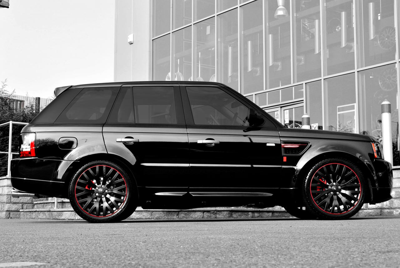 project kahn 2011 range rover sport diablo. Black Bedroom Furniture Sets. Home Design Ideas