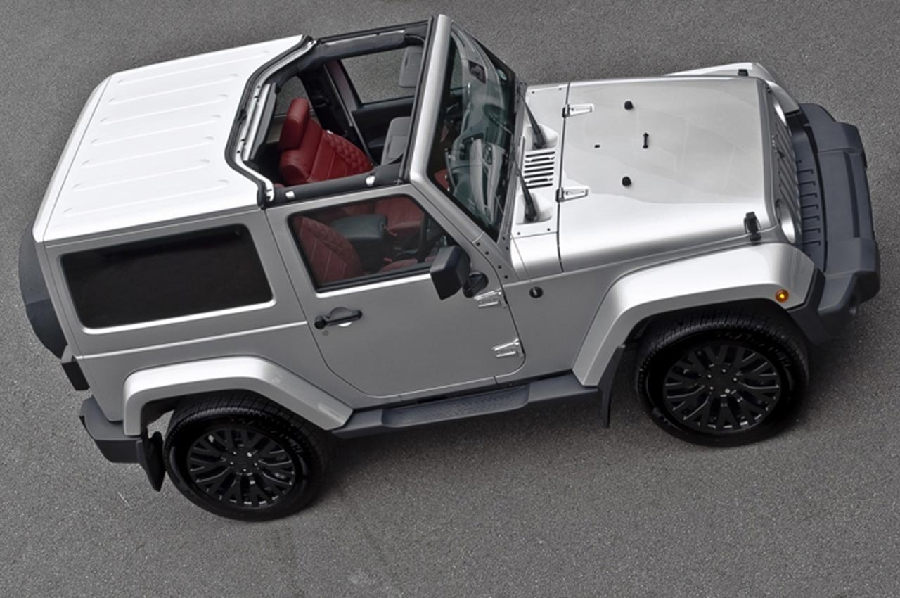 Project Kahn Jeep Wrangler