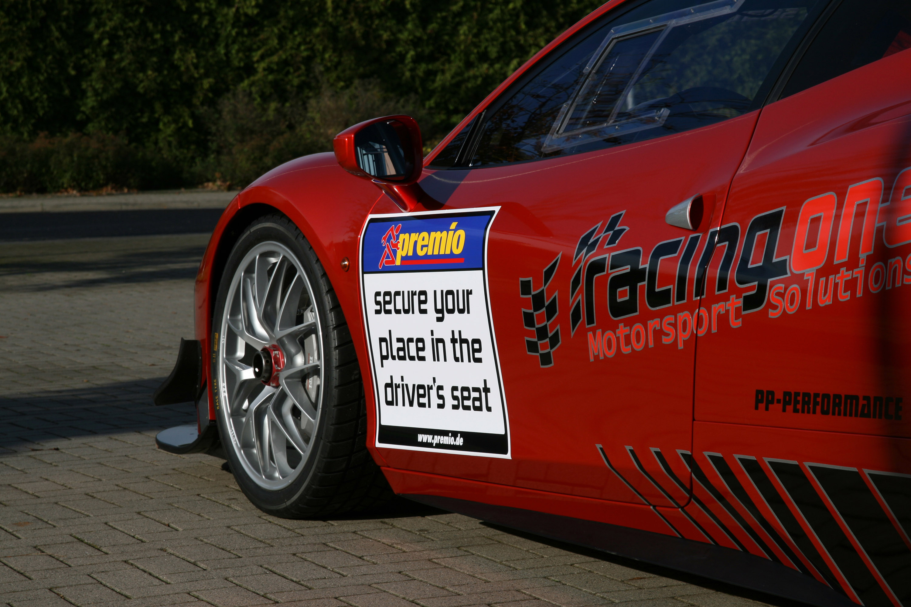 Ferrari F Archived Test Review Car and