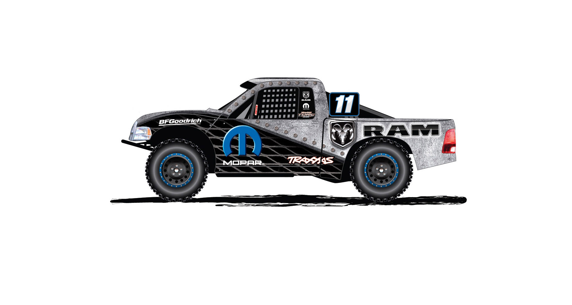 Ram Truck Torc Series By Mopar Picture 52113