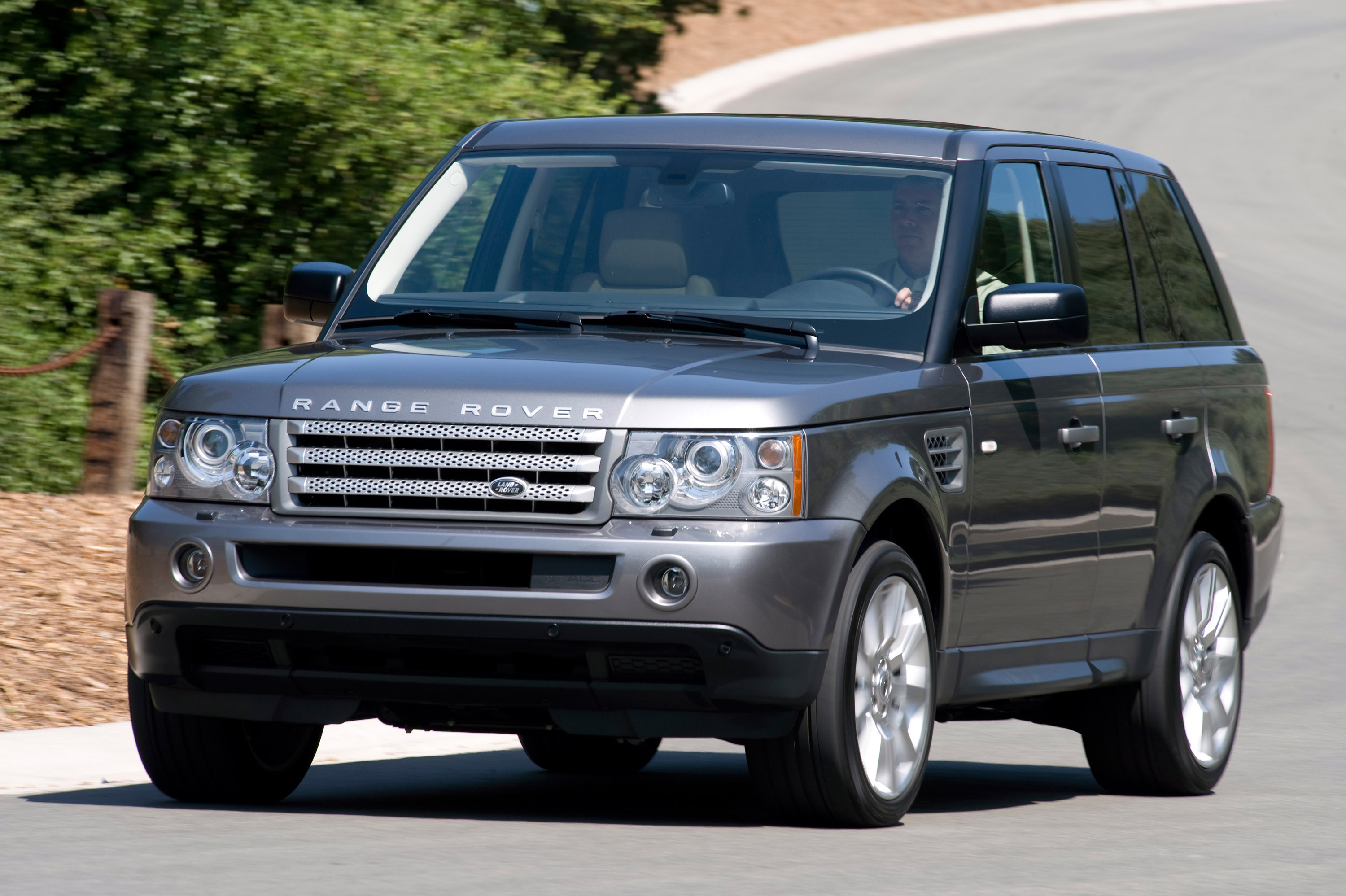 2009 Range Rover Sport Supercharged Picture 10988