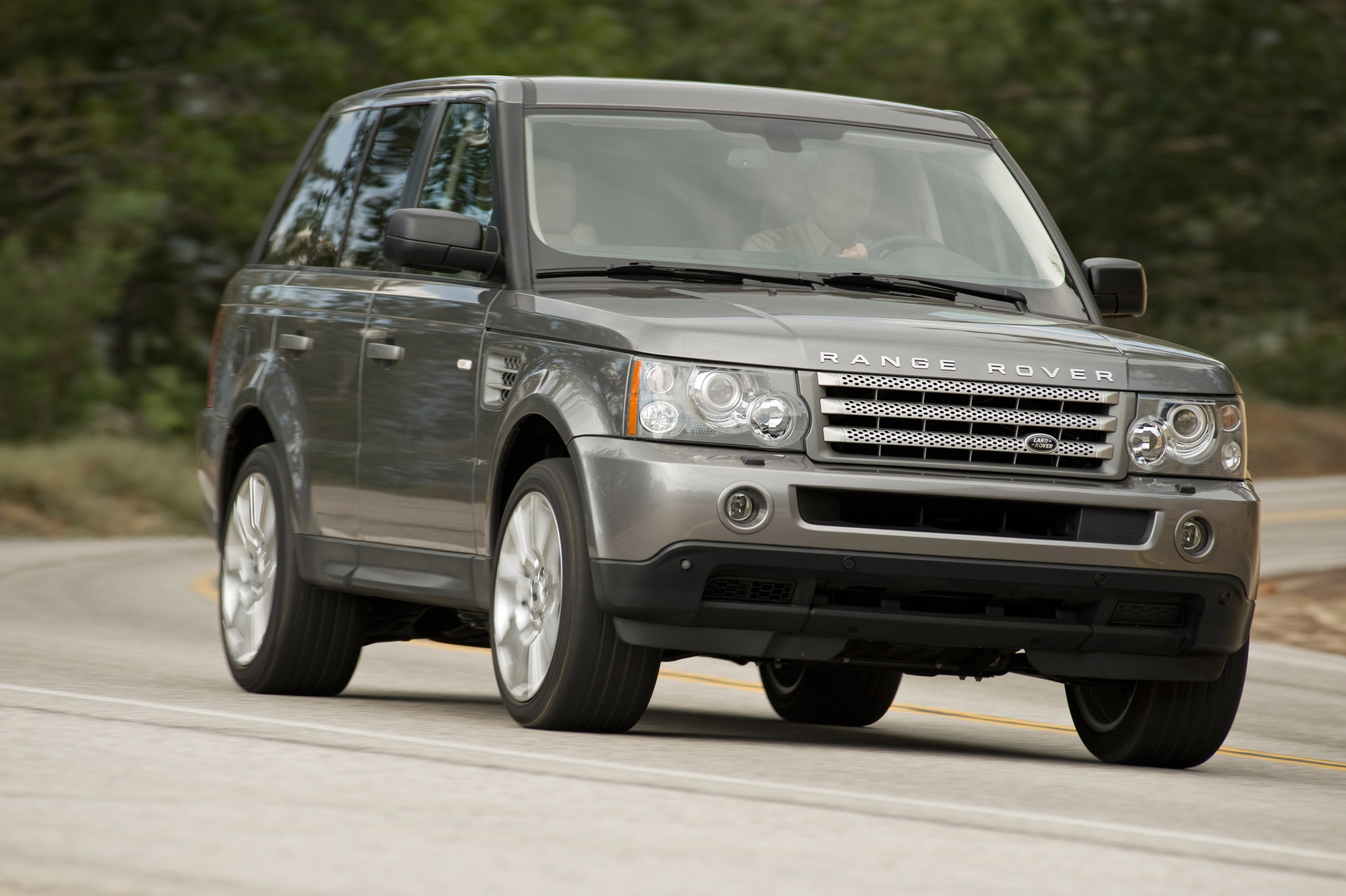 2009 Range Rover Sport Supercharged Picture 10984