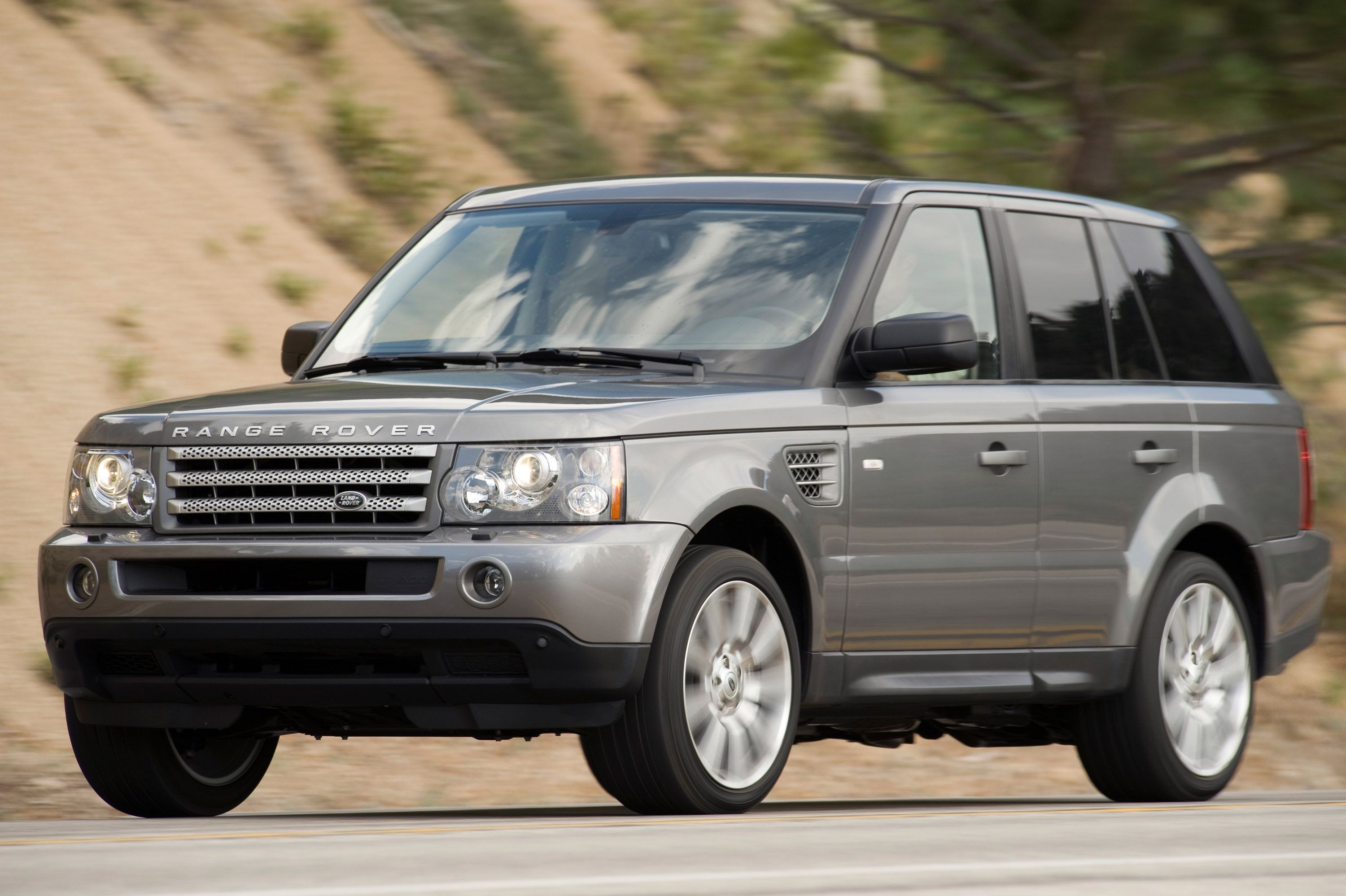 Range Rover Sport Supercharged >> 2009 Range Rover Sport Specifications and Features