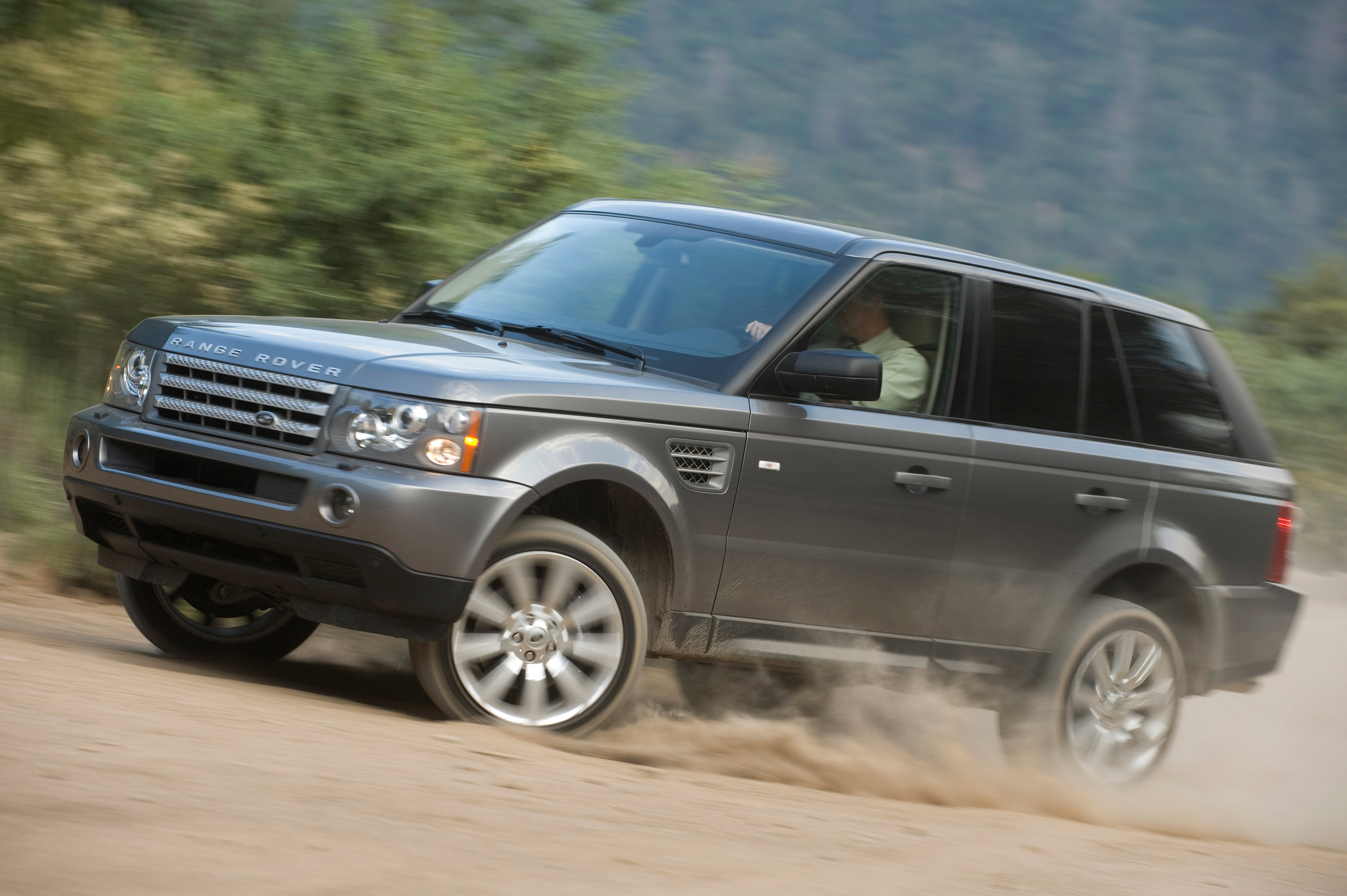 2009 Range Rover Sport Supercharged Picture 10982