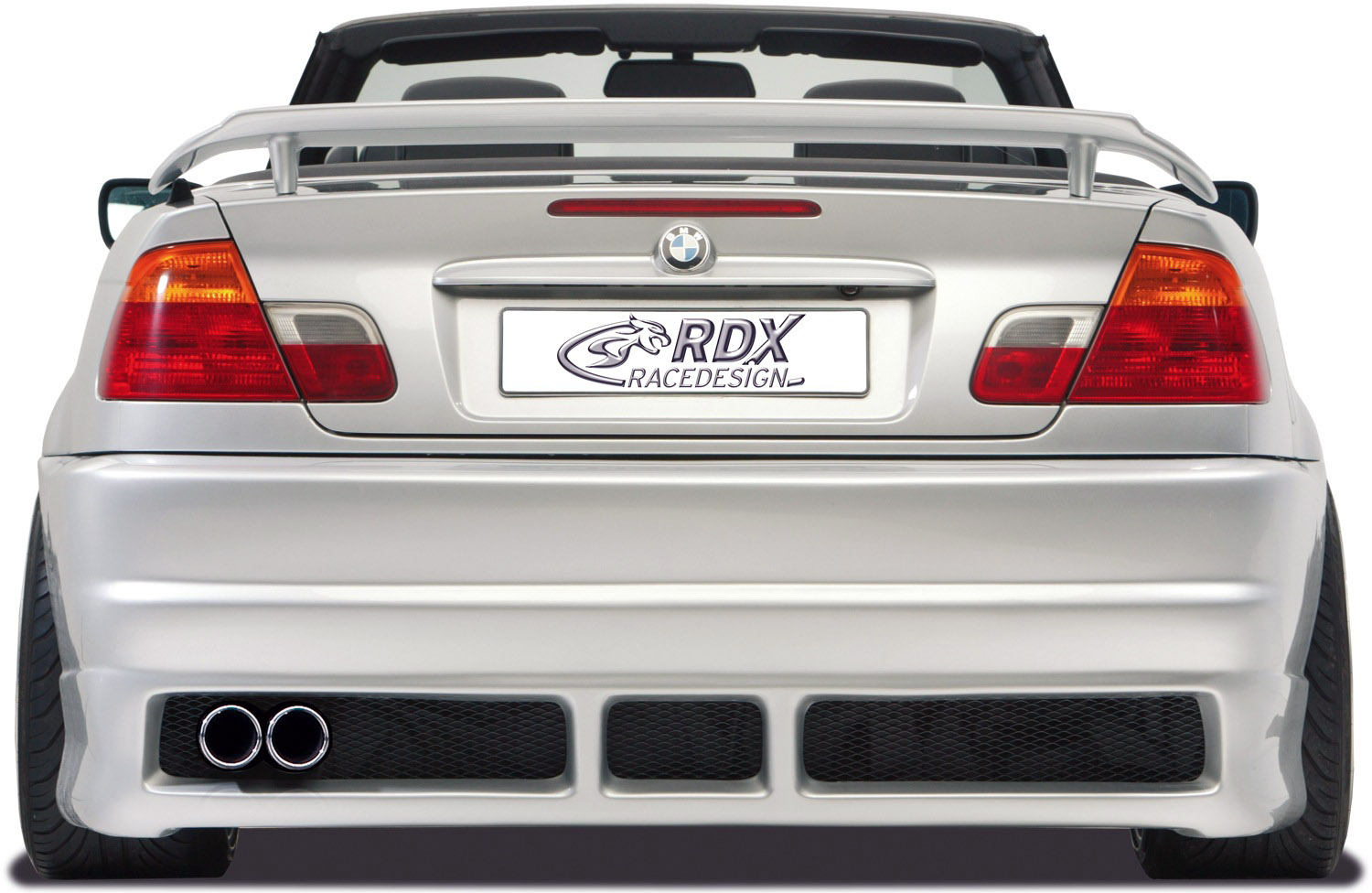 rdx racedesign offers complete programme for the bmw e46. Black Bedroom Furniture Sets. Home Design Ideas