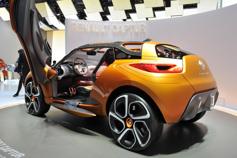Renault Captur Geneva 2011 Picture 50246
