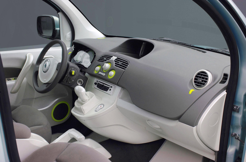 Renault Kangoo Be Bop Z E Prototype Picture 20125