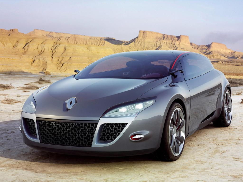 Красивые фото Renault Megane…