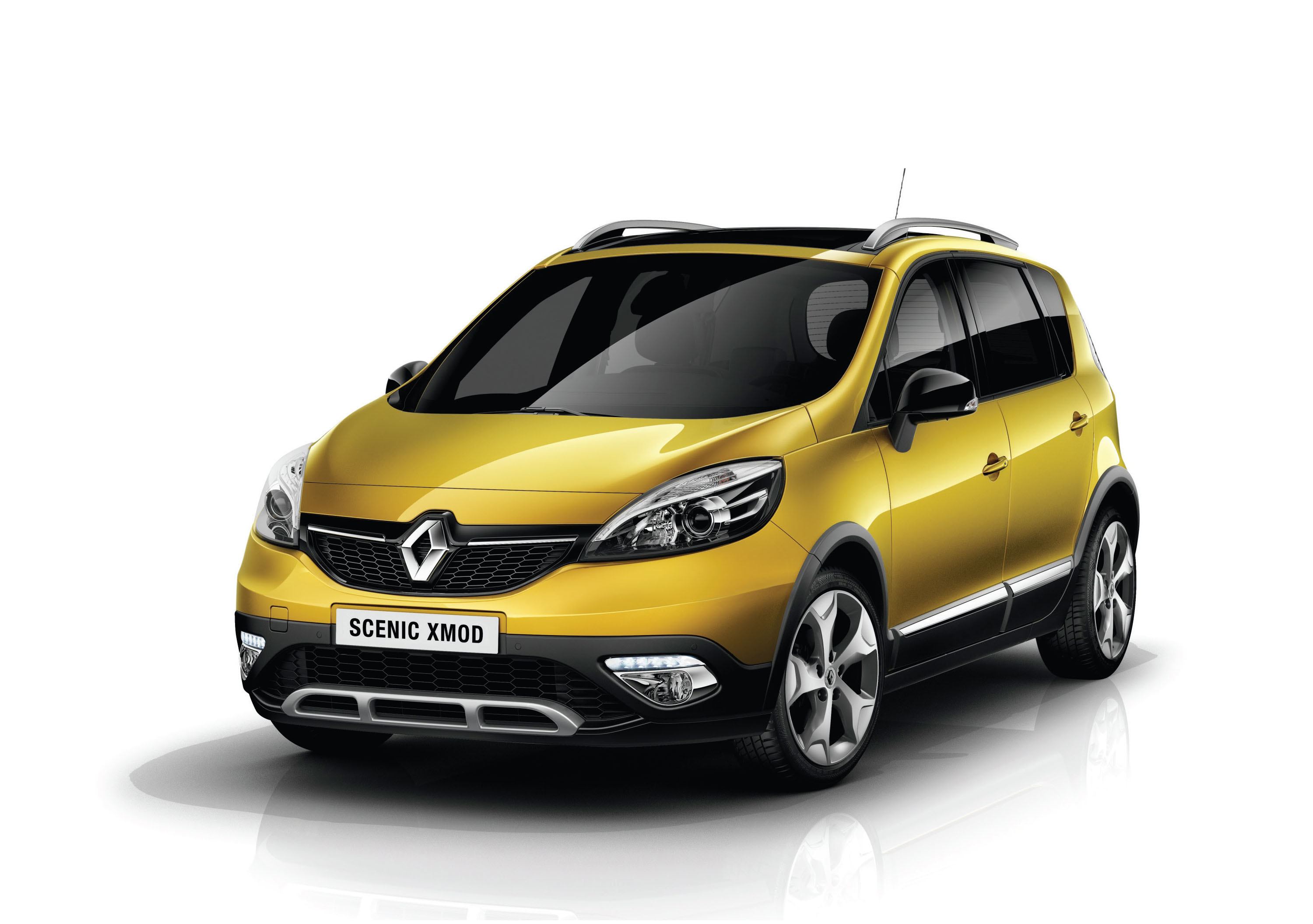 reborn as a crossover renault scenic xmod. Black Bedroom Furniture Sets. Home Design Ideas