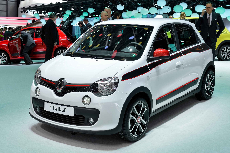 Renault Twingo Geneva 2014 Picture 99734