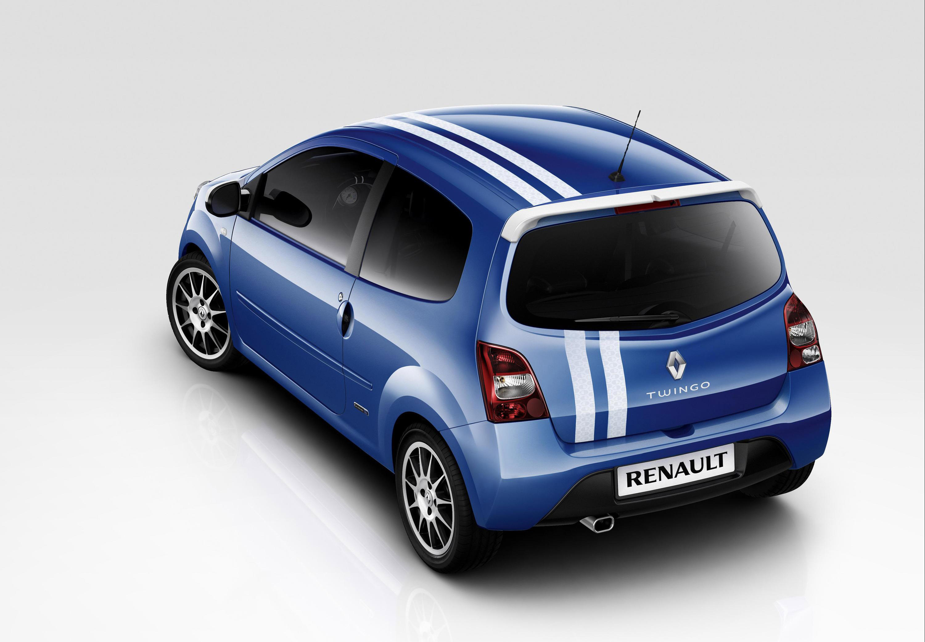 renault debuts affordable twingo gordini 100. Black Bedroom Furniture Sets. Home Design Ideas