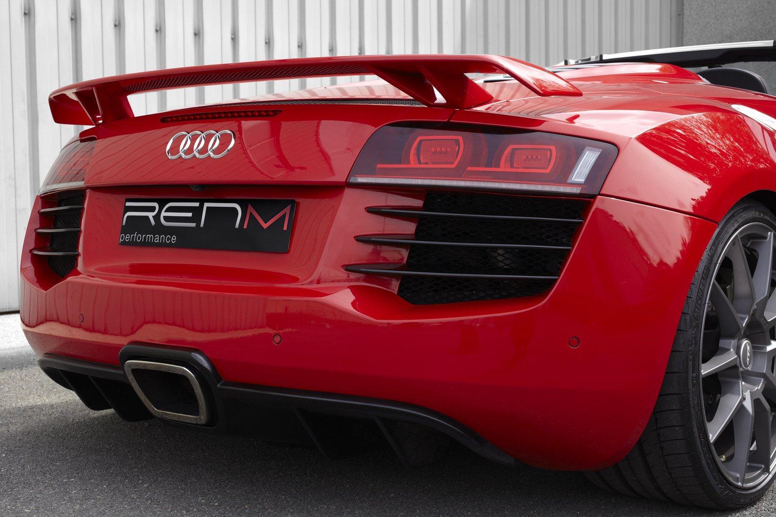 Renm Audi R8 V10 Rms Spyder