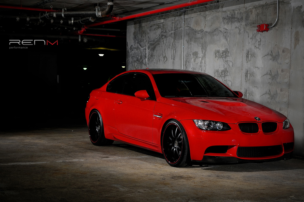 RENM BMW M3 Agitator