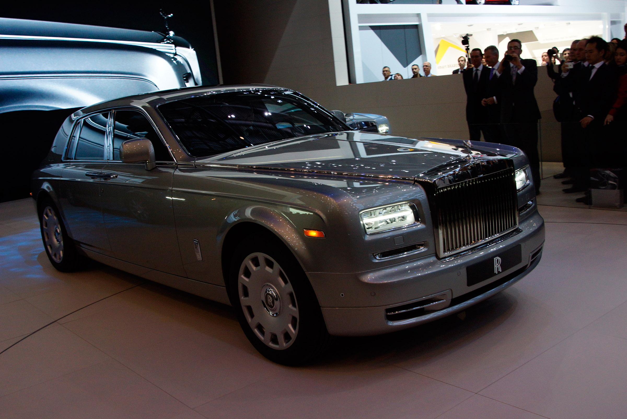 rolls royce phantom ii geneva 2012 picture 66788. Black Bedroom Furniture Sets. Home Design Ideas