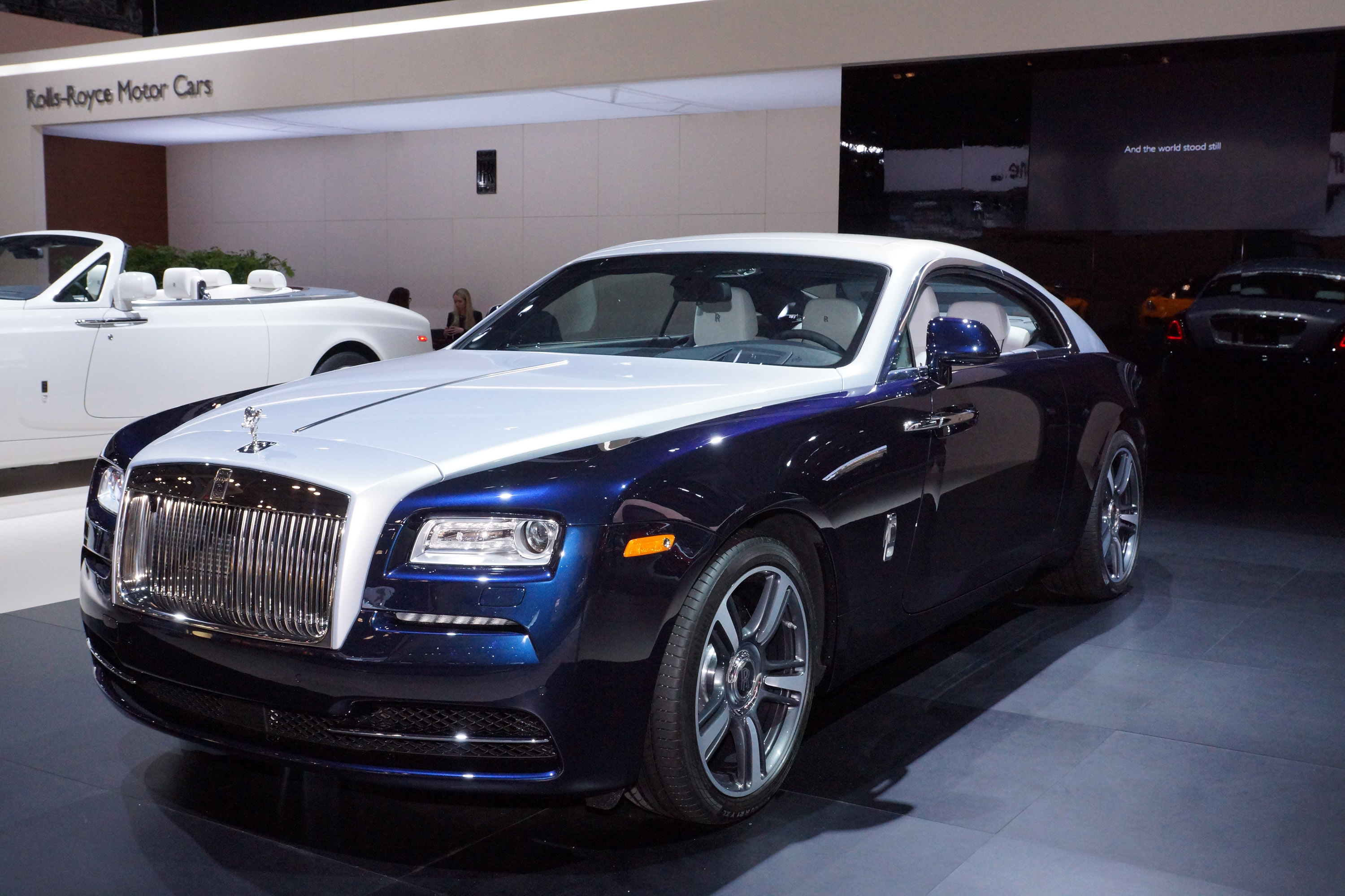 Rolls royce wraith new york 2013 picture 83797 for New york wallpaper rolls