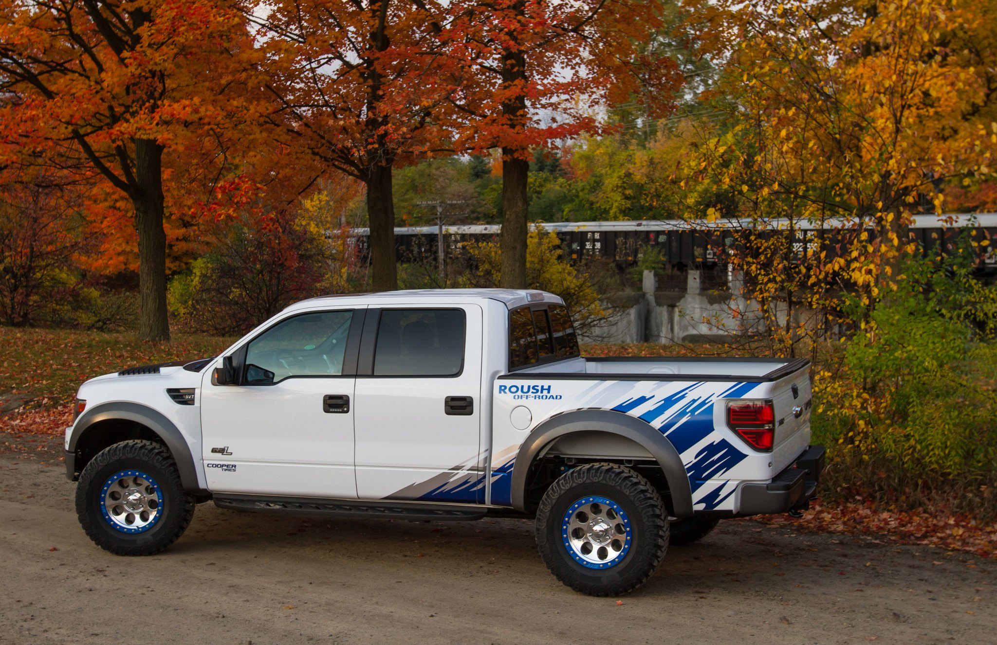 Roush Performance Ford Raptor Phase 2 Picture 76446